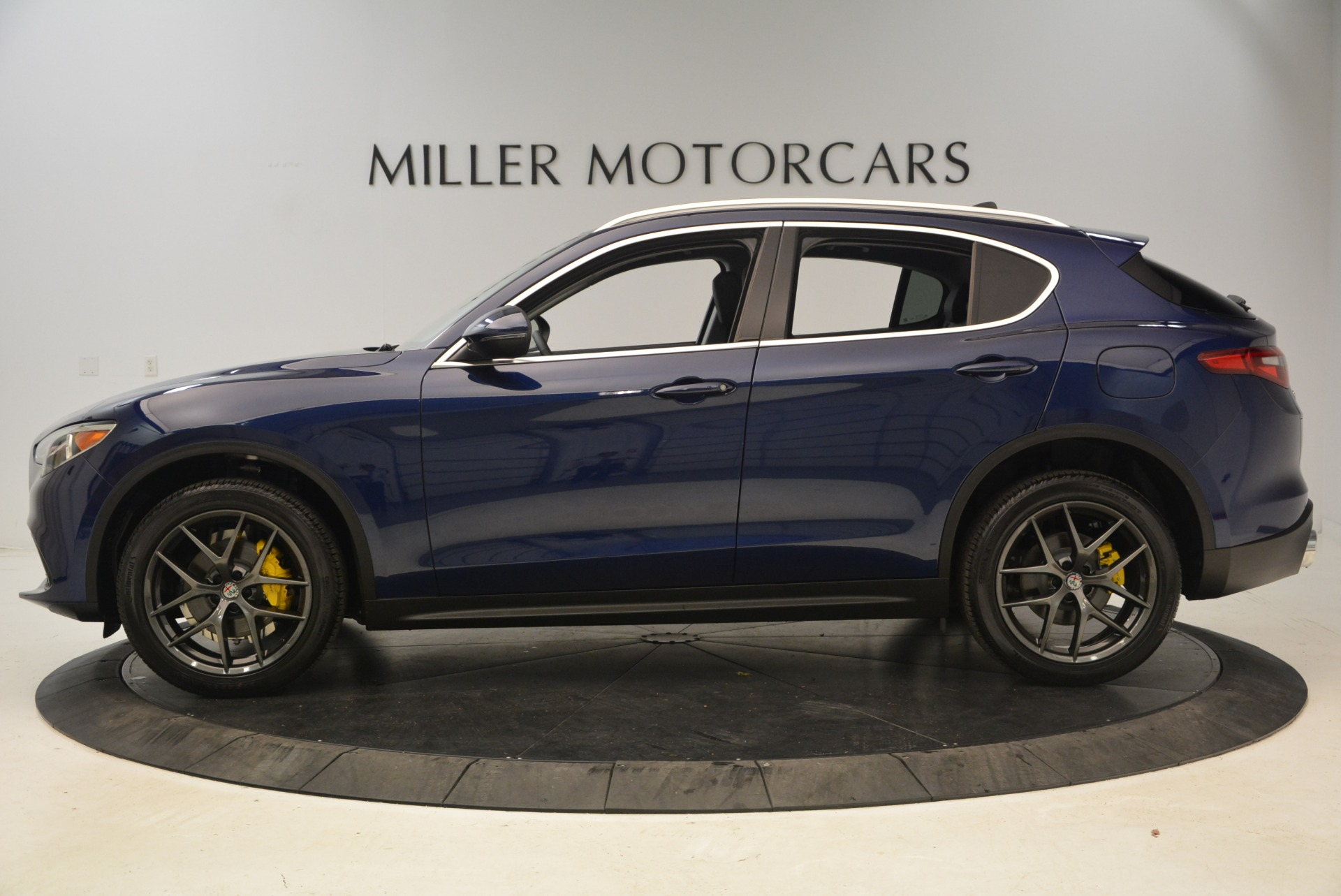 New 2018 Alfa Romeo Stelvio Sport Q4 For Sale In Westport, CT 1743_p3