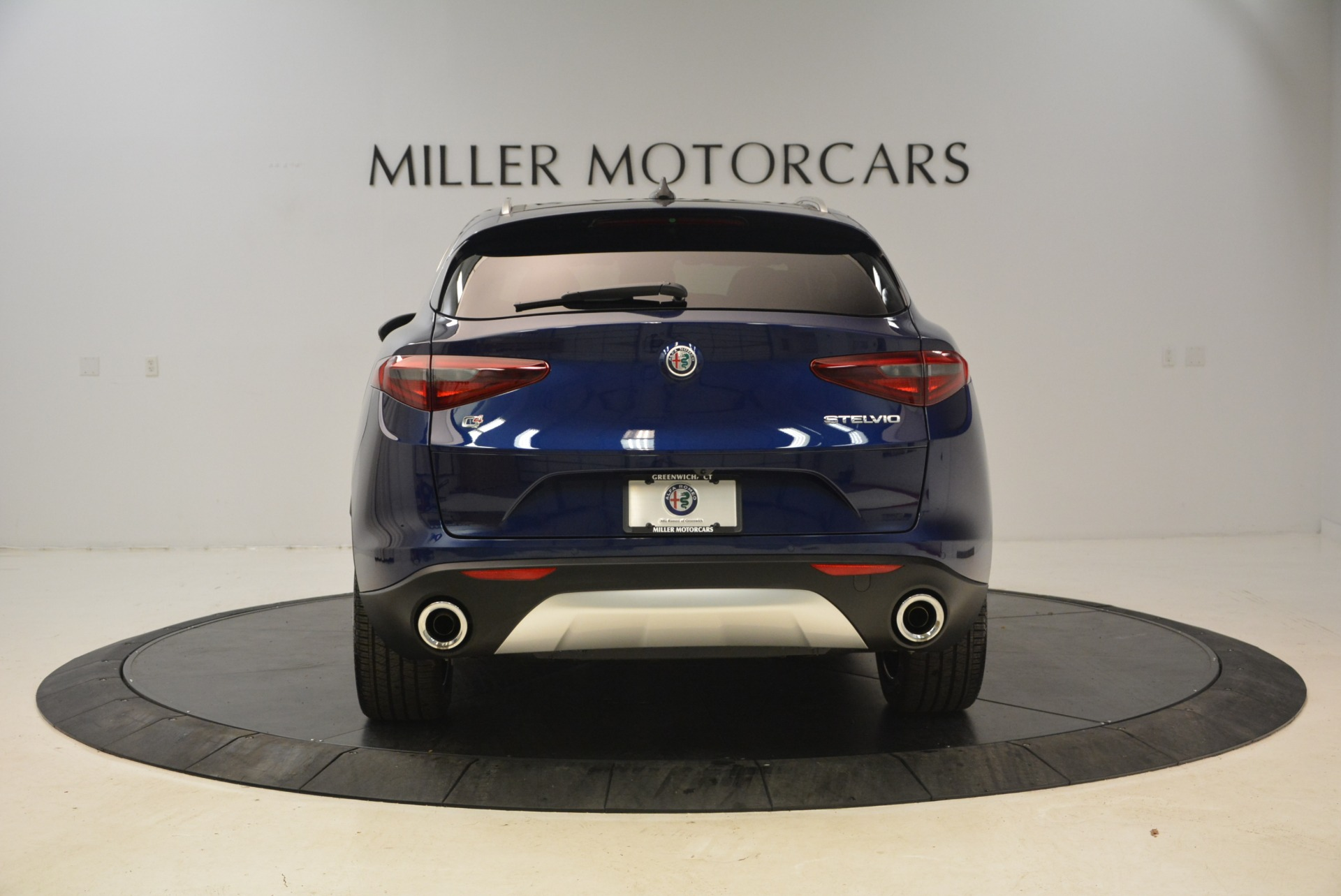 New 2018 Alfa Romeo Stelvio Sport Q4 For Sale In Westport, CT 1743_p6