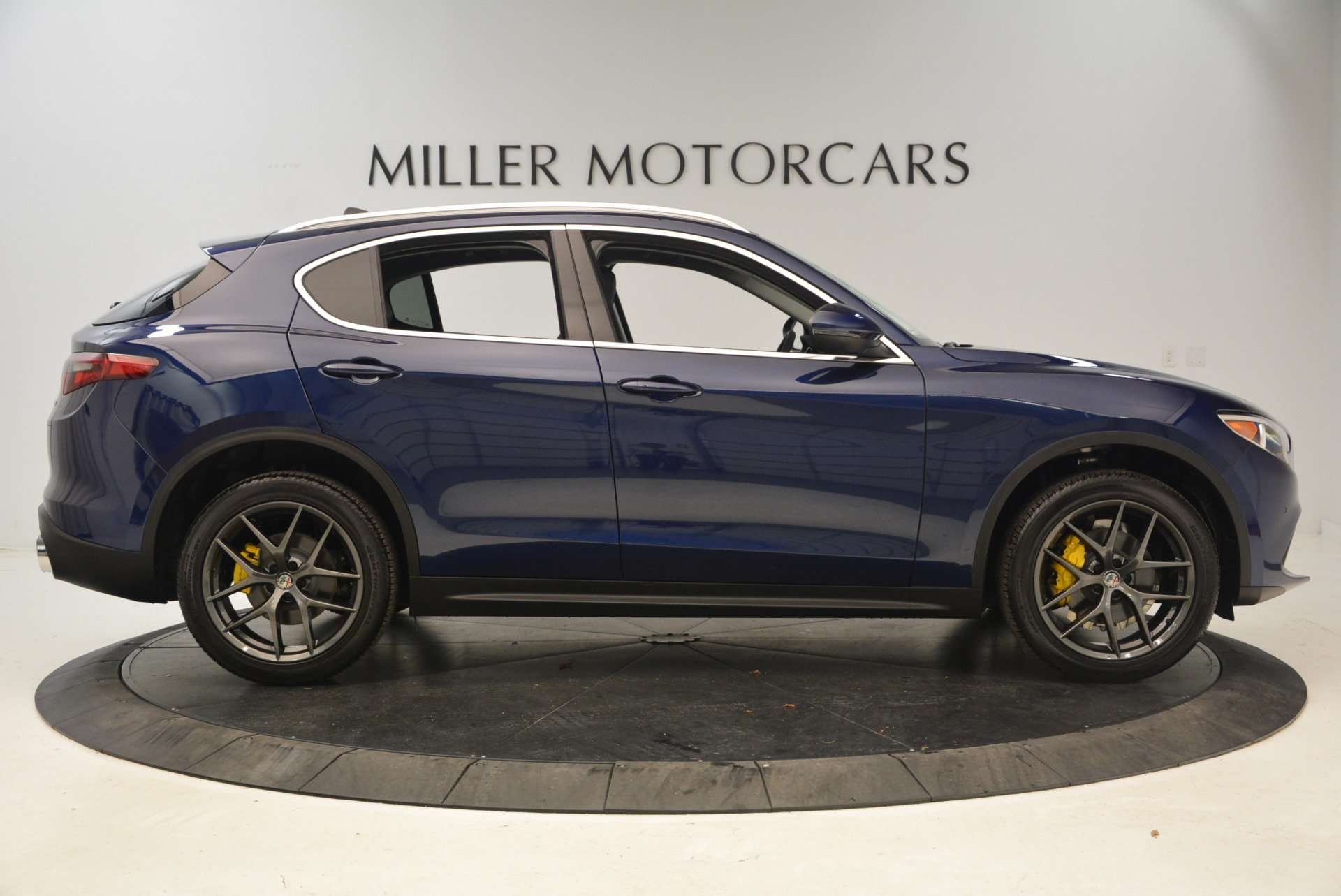 New 2018 Alfa Romeo Stelvio Sport Q4 For Sale In Westport, CT 1743_p9