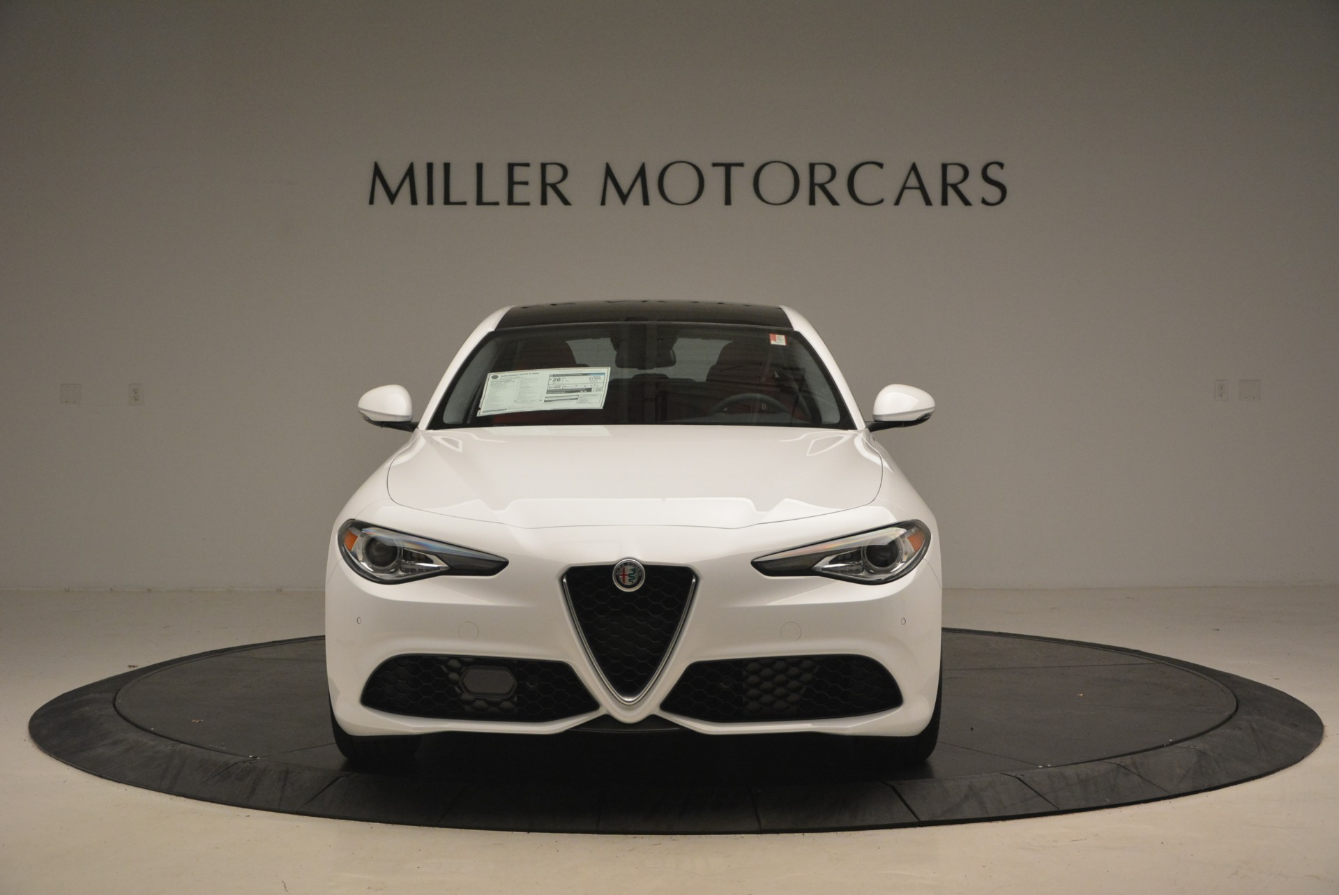 New 2018 Alfa Romeo Giulia Ti Sport Q4 For Sale In Westport, CT 1745_p13