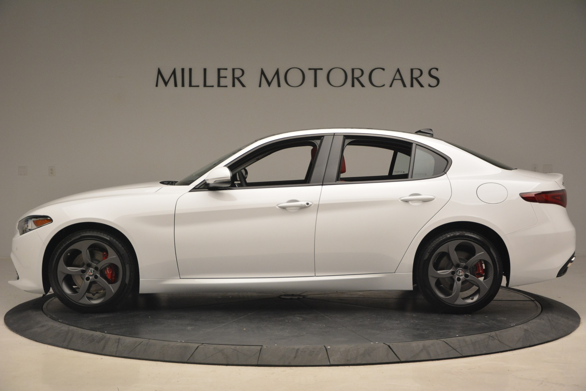 New 2018 Alfa Romeo Giulia Ti Sport Q4 For Sale In Westport, CT 1745_p3