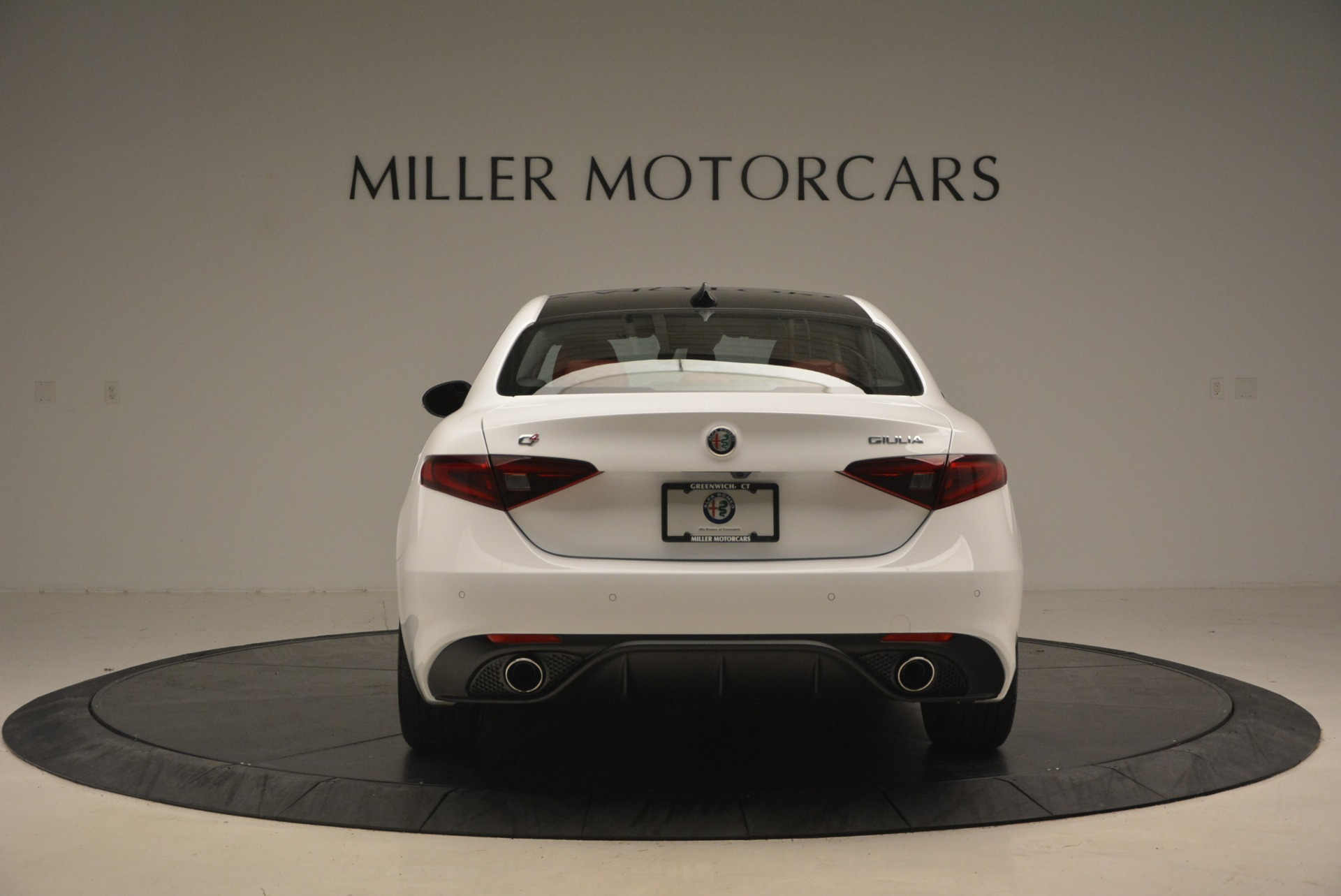 New 2018 Alfa Romeo Giulia Ti Sport Q4 For Sale In Westport, CT 1745_p7