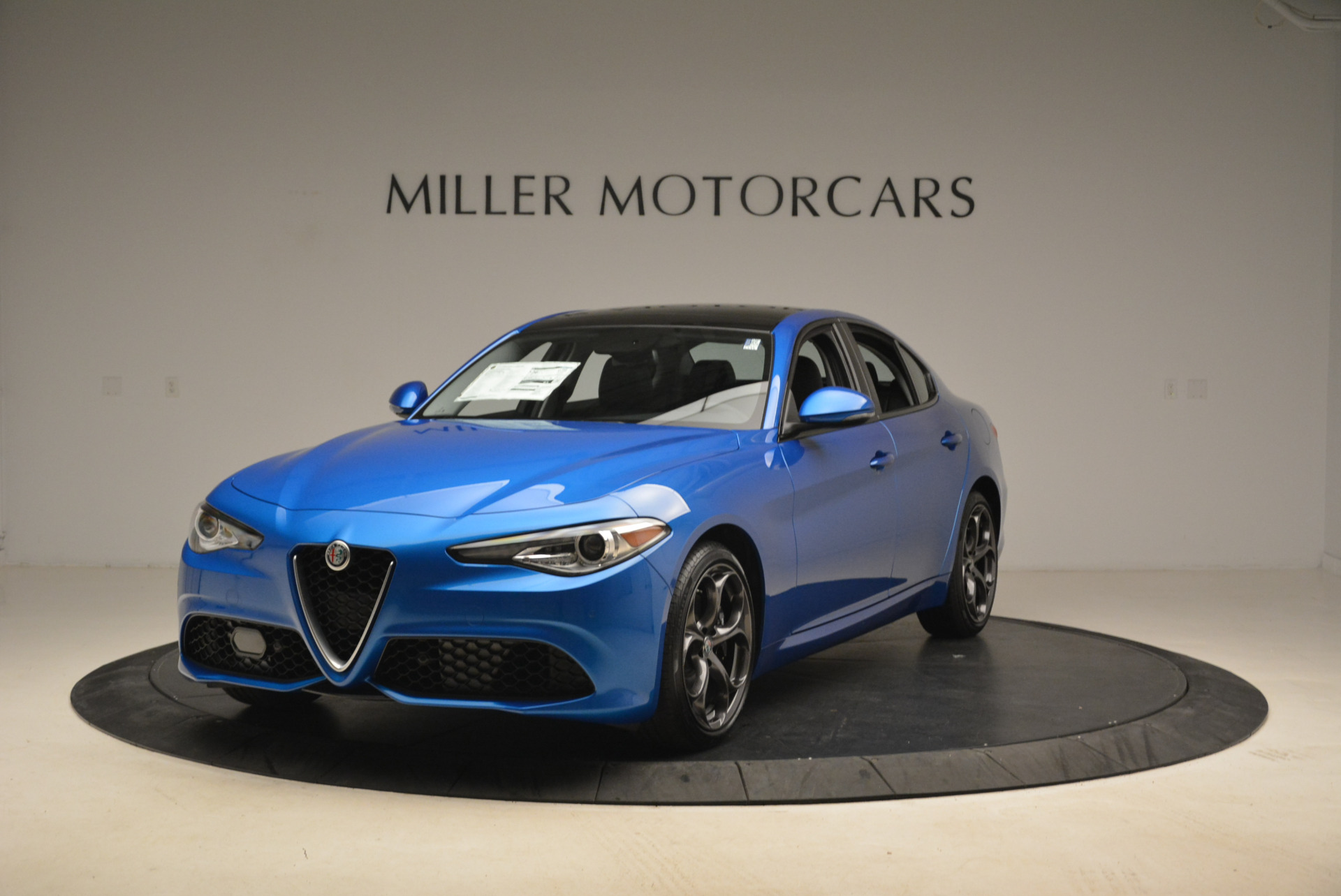 New 2018 Alfa Romeo Giulia Ti Sport Q4 For Sale In Westport, CT 1748_main