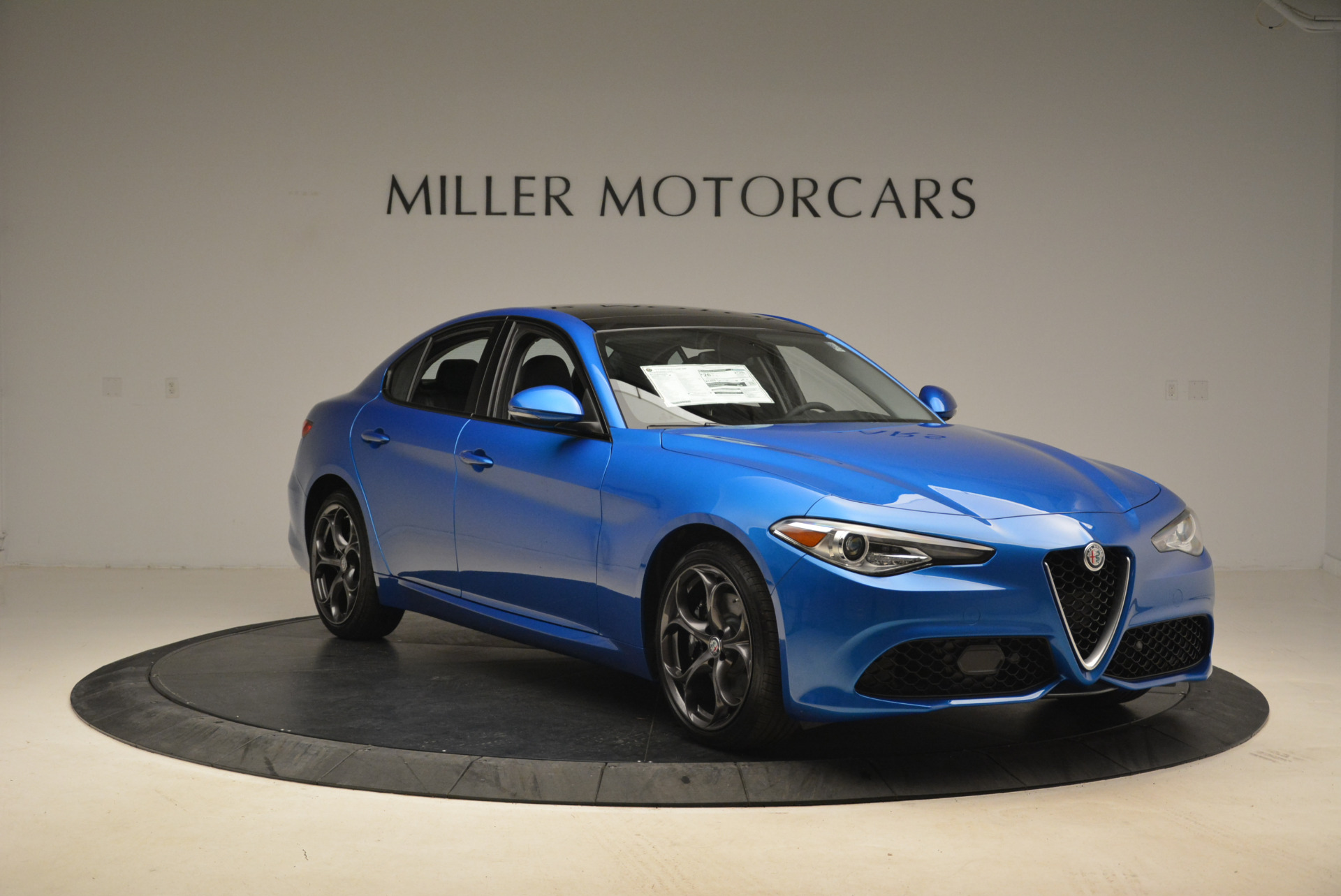 New 2018 Alfa Romeo Giulia Ti Sport Q4 For Sale In Westport, CT 1748_p11