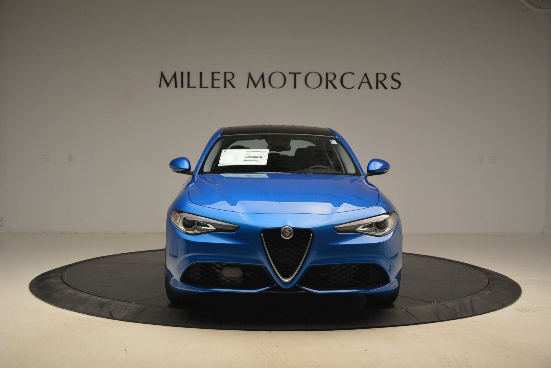 New 2018 Alfa Romeo Giulia Ti Sport Q4 For Sale In Westport, CT 1748_p12