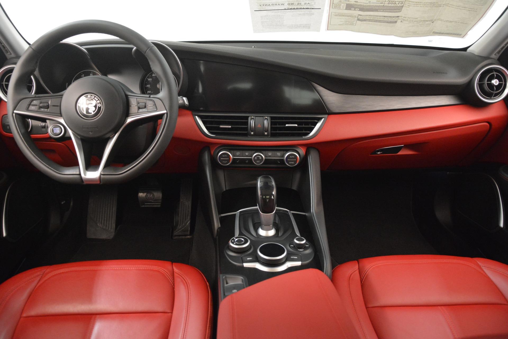 New 2018 Alfa Romeo Giulia Q4 For Sale In Westport, CT 1751_p16