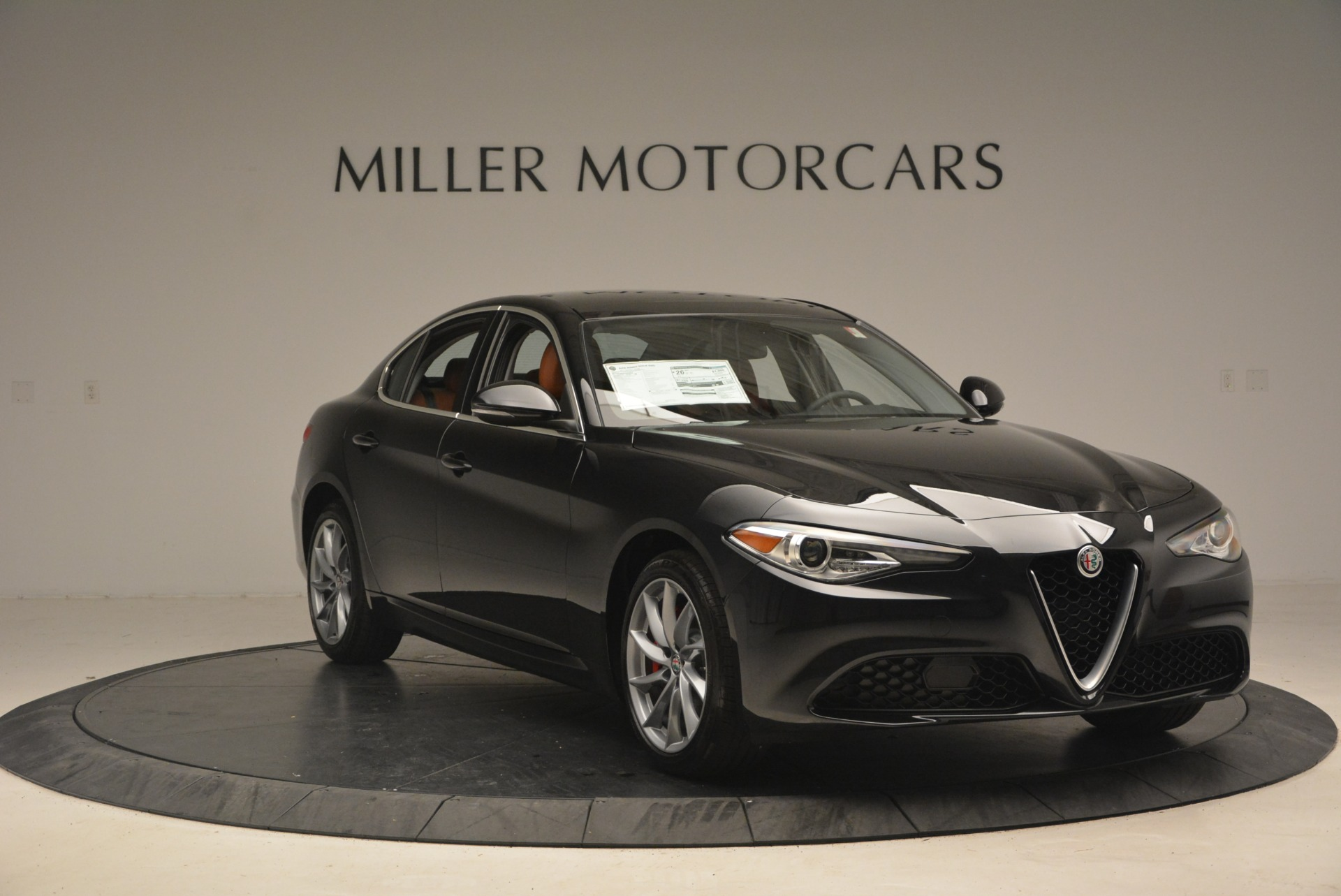 New 2018 Alfa Romeo Giulia Q4 For Sale In Westport, CT 1752_p11