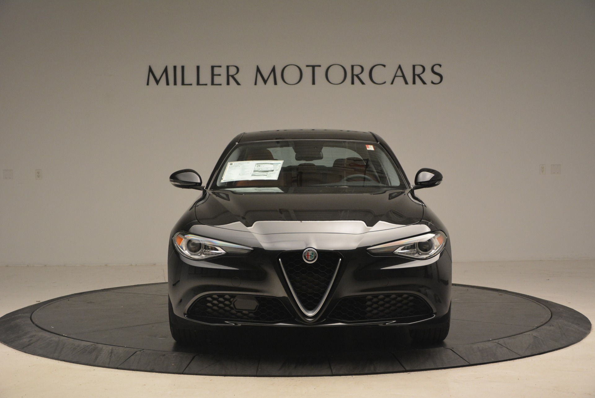 New 2018 Alfa Romeo Giulia Q4 For Sale In Westport, CT 1752_p12