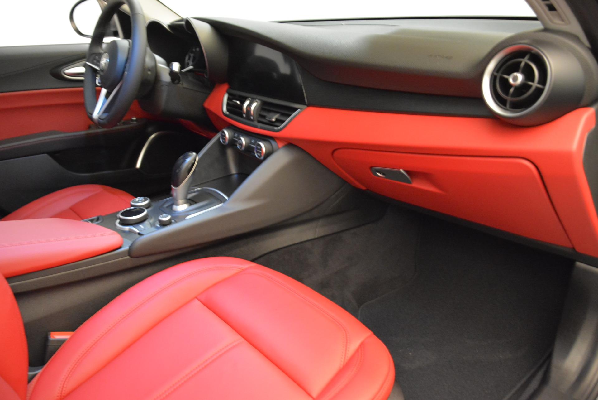 New 2018 Alfa Romeo Giulia Q4 For Sale In Westport, CT 1756_p19