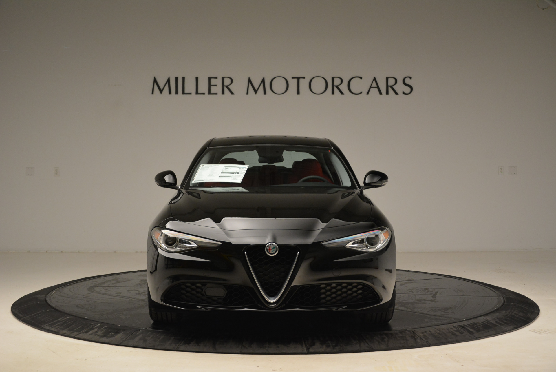 New 2018 Alfa Romeo Giulia Q4 For Sale In Westport, CT 1757_p12