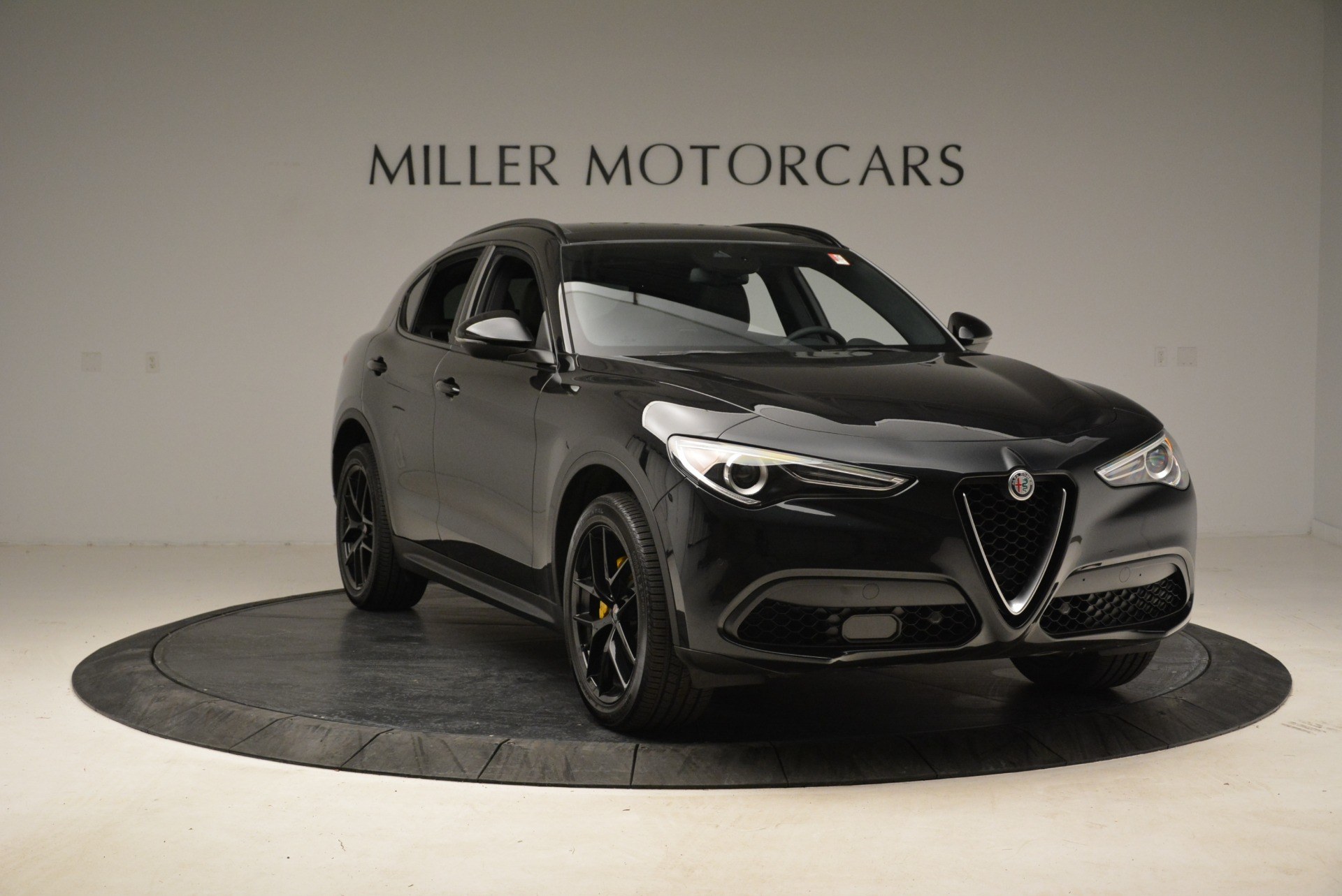 New 2018 Alfa Romeo Stelvio Ti Sport Q4 For Sale In Westport, CT 1760_p11