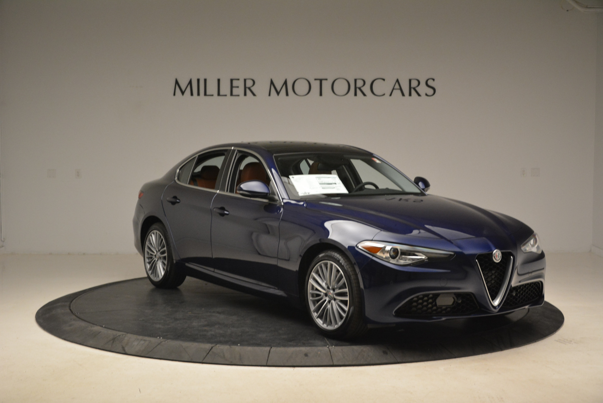 New 2018 Alfa Romeo Giulia Ti Lusso Q4 For Sale In Westport, CT 1764_p11