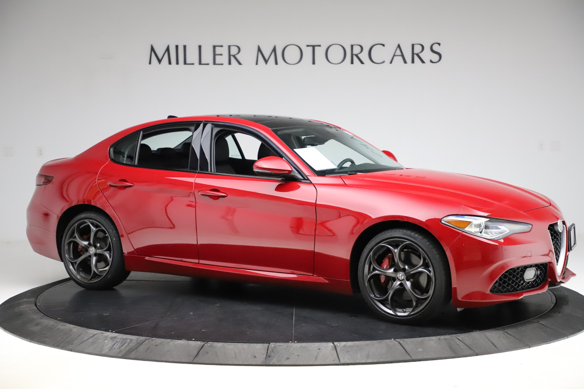 New 2018 Alfa Romeo Giulia Ti Sport Q4 For Sale In Westport, CT 1766_p10