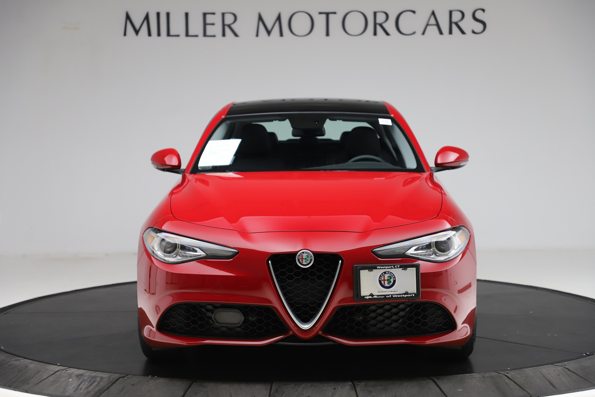 New 2018 Alfa Romeo Giulia Ti Sport Q4 For Sale In Westport, CT 1766_p12
