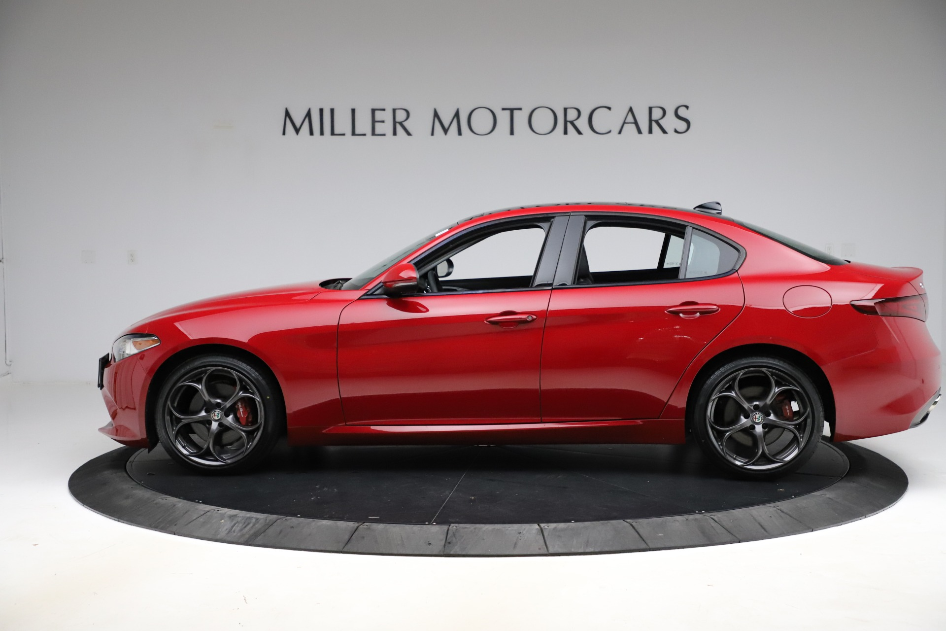 New 2018 Alfa Romeo Giulia Ti Sport Q4 For Sale In Westport, CT 1766_p3