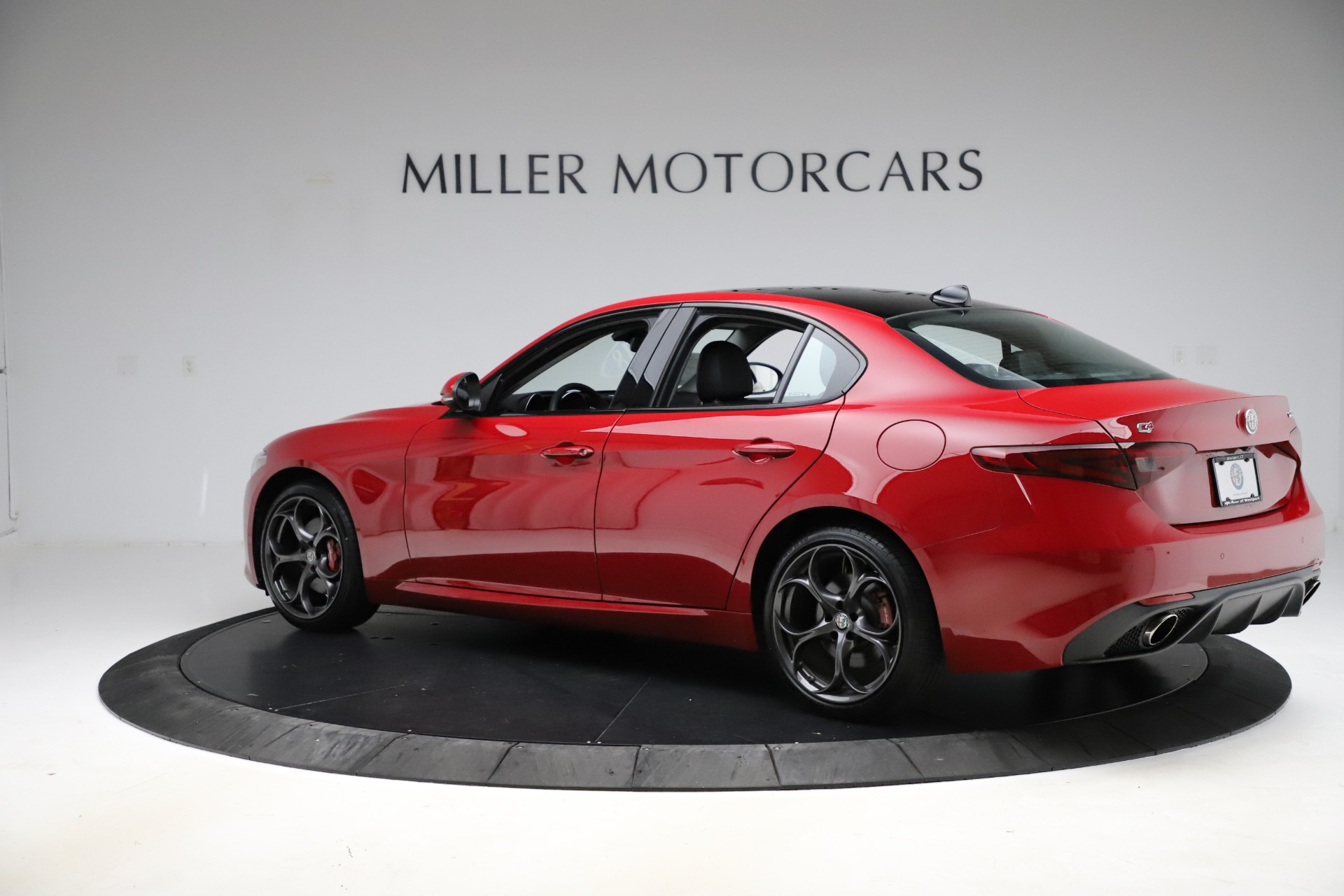 New 2018 Alfa Romeo Giulia Ti Sport Q4 For Sale In Westport, CT 1766_p4