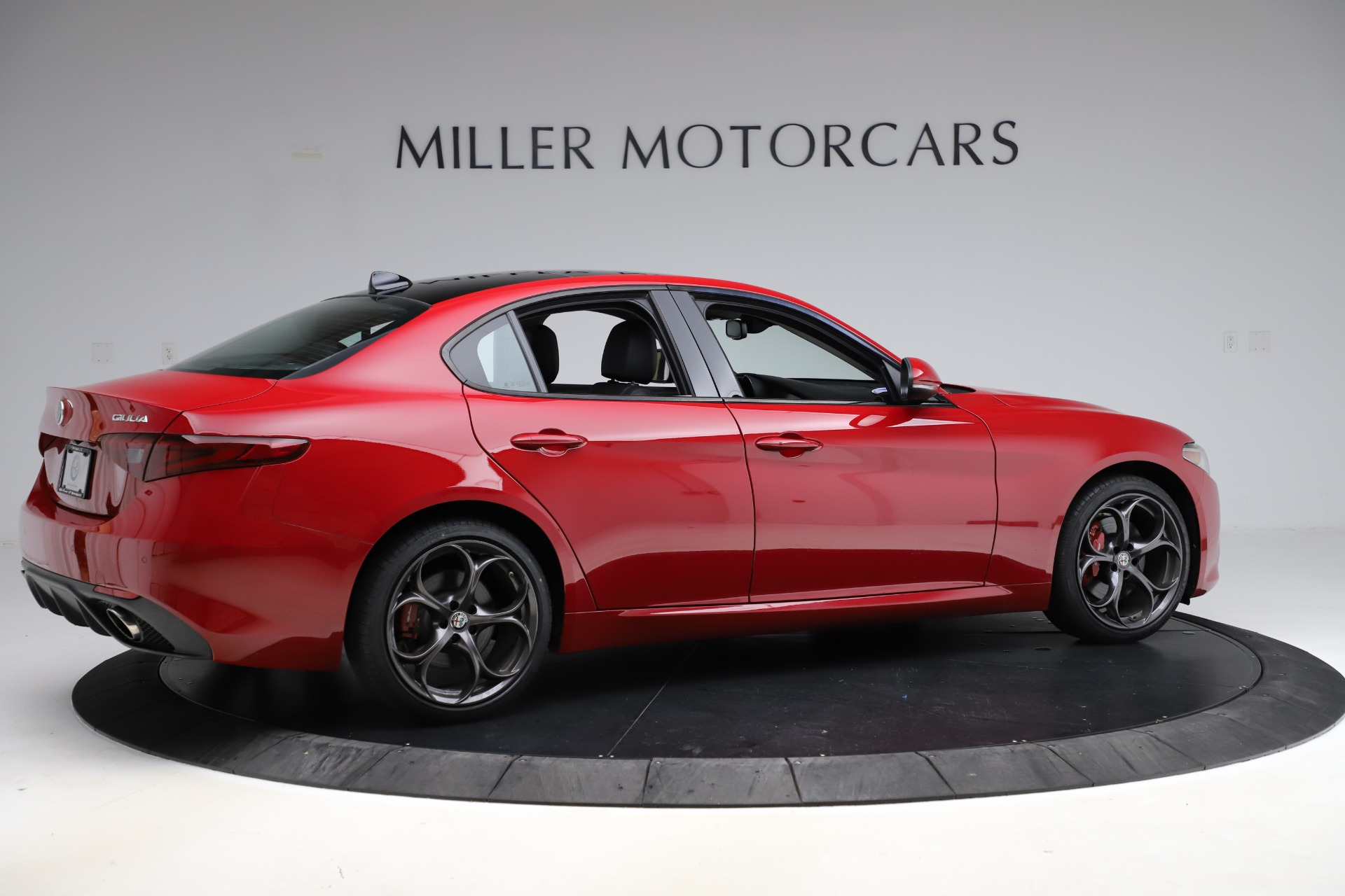 New 2018 Alfa Romeo Giulia Ti Sport Q4 For Sale In Westport, CT 1766_p8