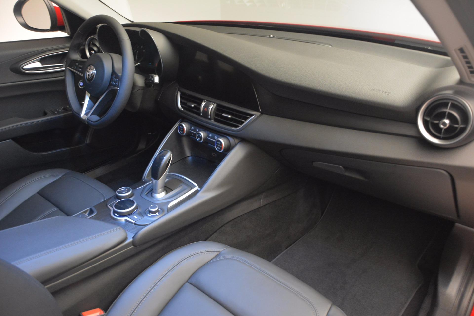 New 2018 Alfa Romeo Giulia Ti Sport Q4 For Sale In Westport, CT 1768_p14