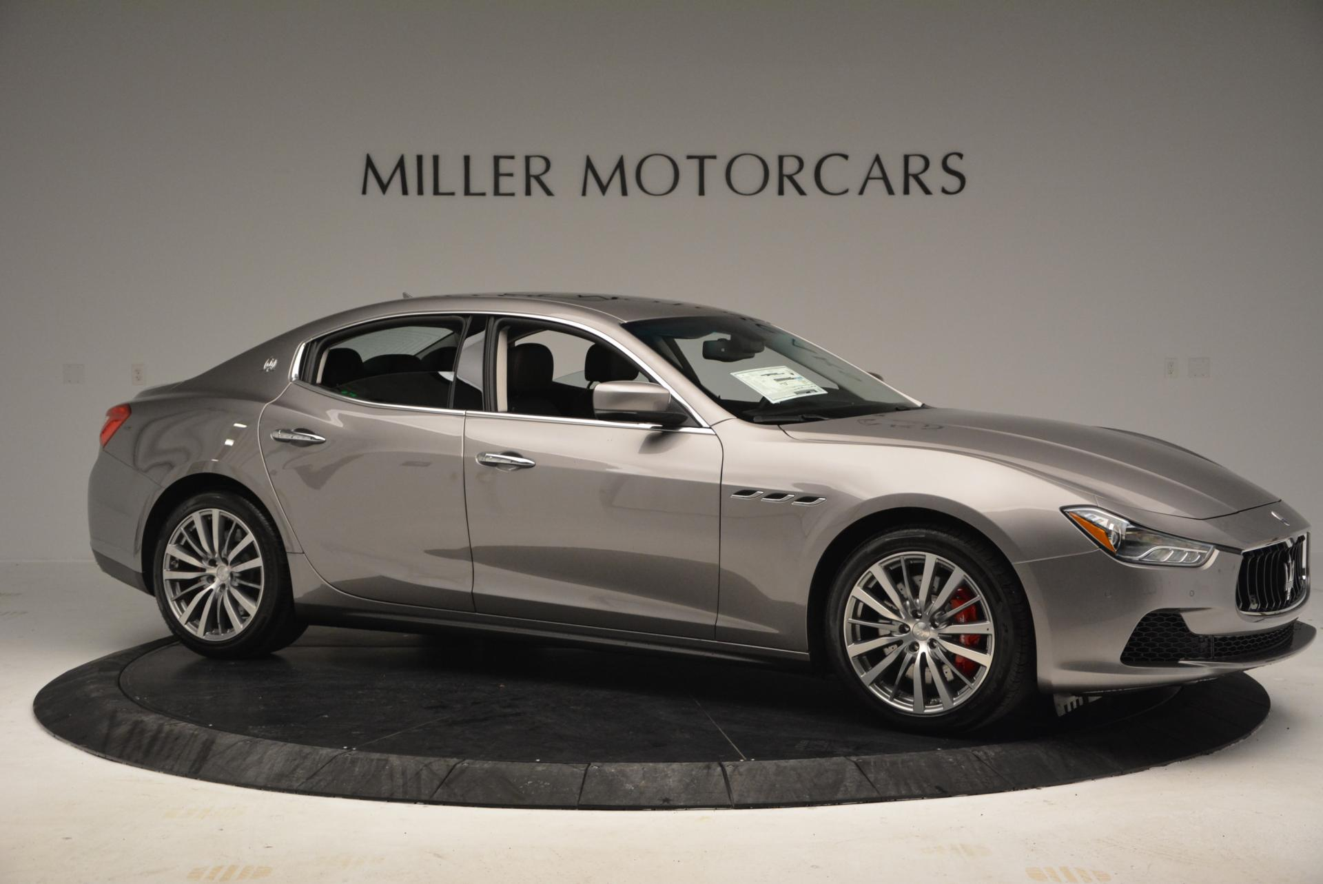 New 2016 Maserati Ghibli S Q4 For Sale In Westport, CT 177_p10