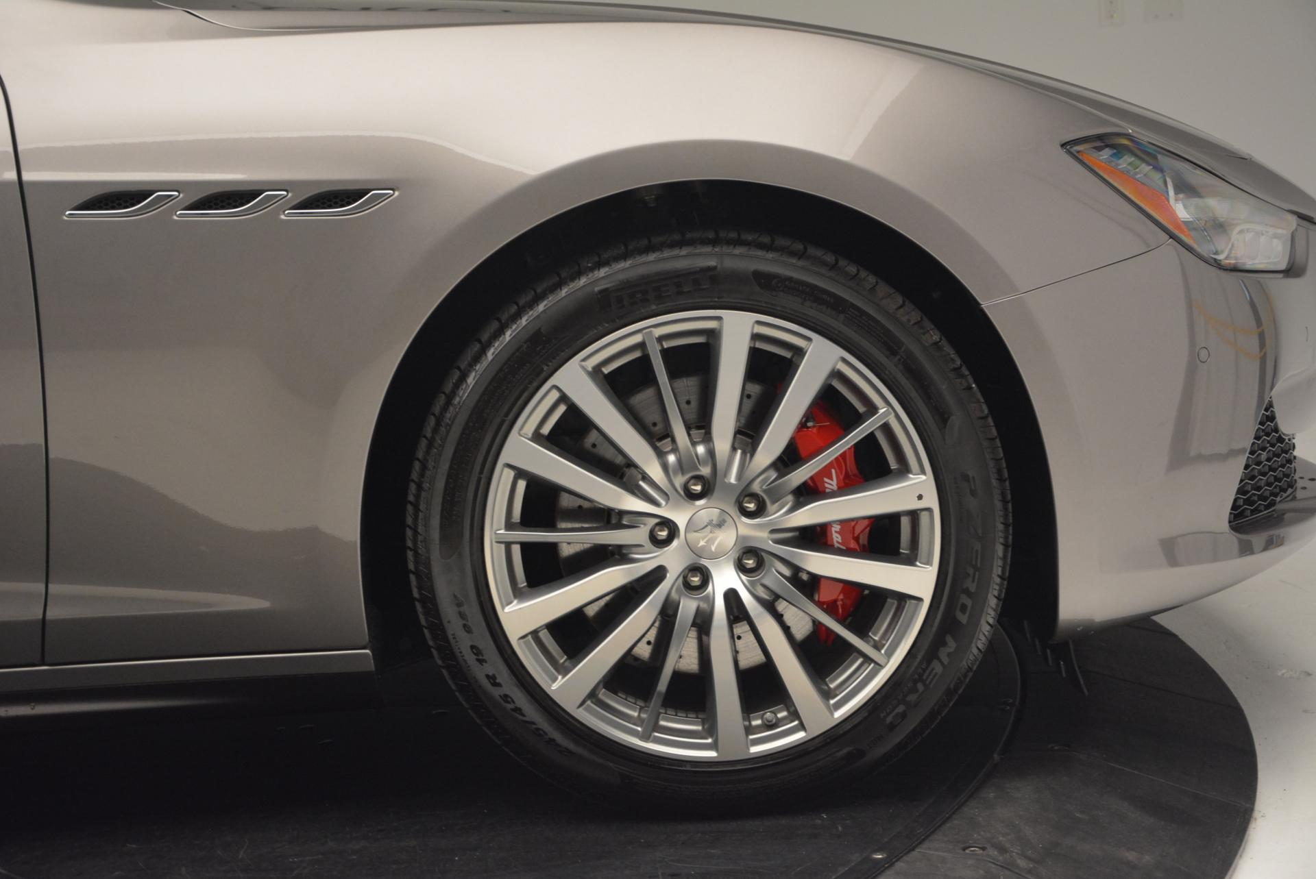 New 2016 Maserati Ghibli S Q4 For Sale In Westport, CT 177_p25