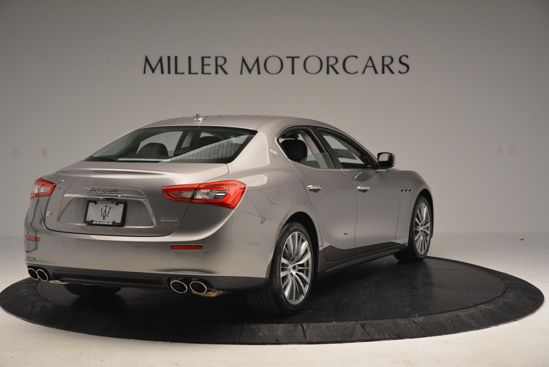New 2016 Maserati Ghibli S Q4 For Sale In Westport, CT 177_p7