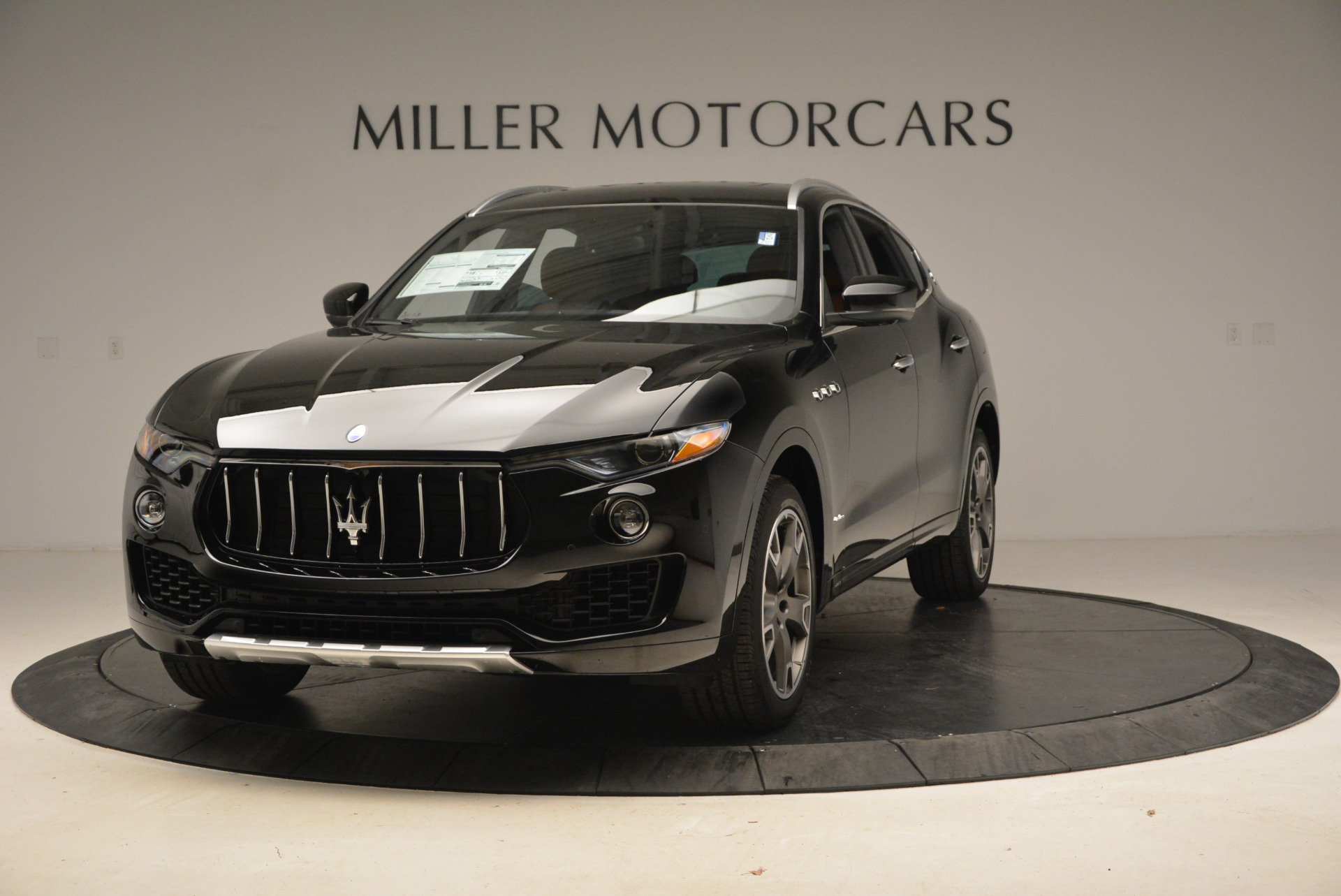 New 2018 Maserati Levante Q4 GranLusso For Sale In Westport, CT 1770_main