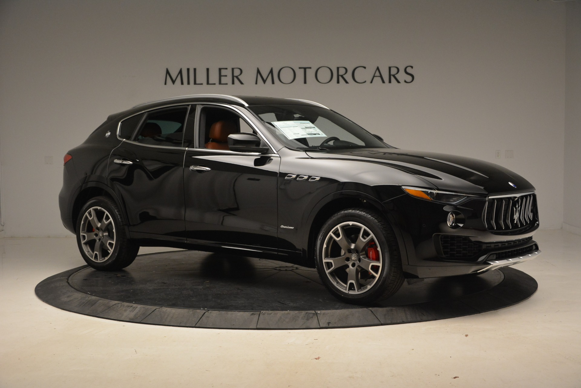 New 2018 Maserati Levante Q4 GranLusso For Sale In Westport, CT 1770_p10