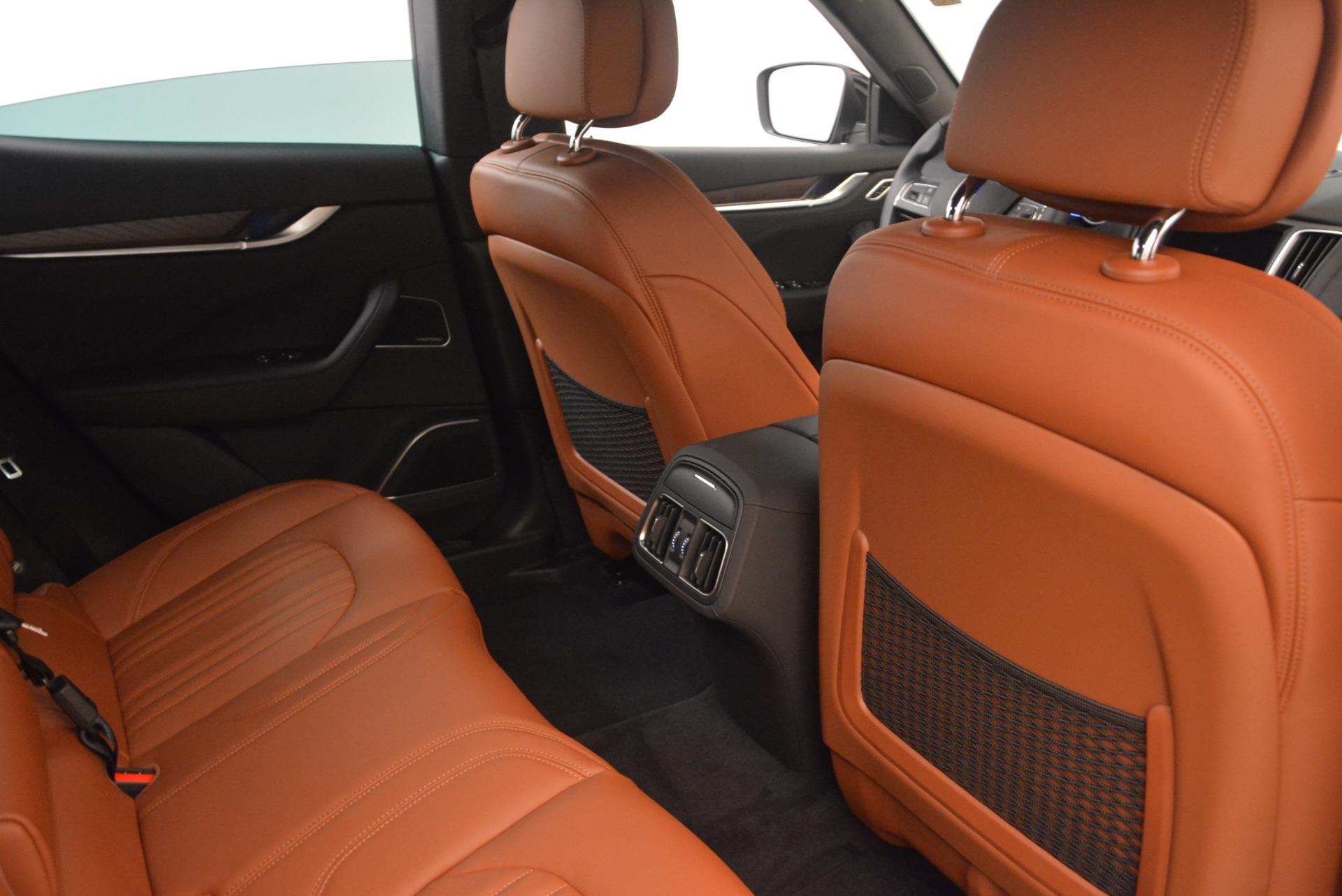 New 2018 Maserati Levante Q4 GranLusso For Sale In Westport, CT 1770_p24