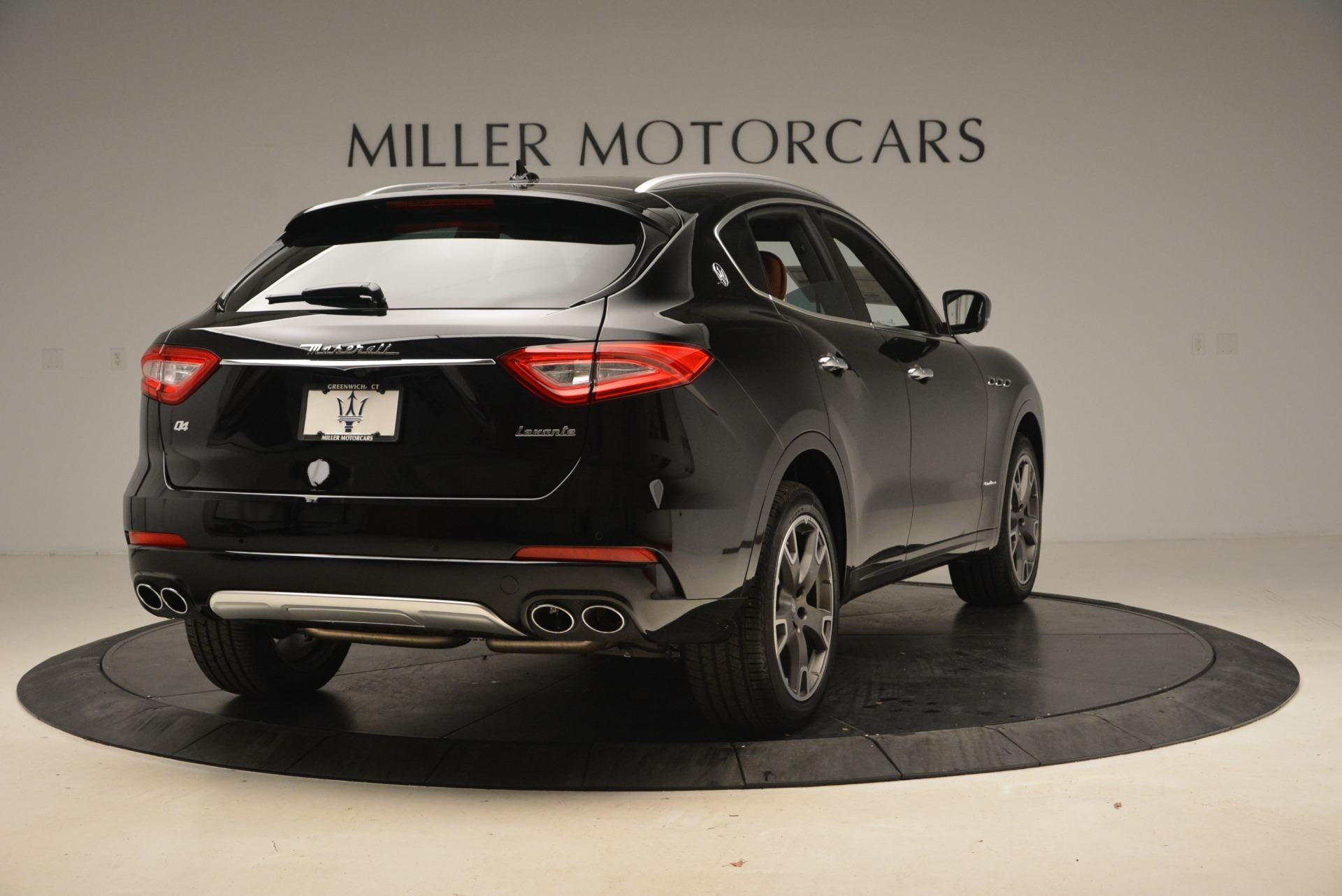 New 2018 Maserati Levante Q4 GranLusso For Sale In Westport, CT 1770_p7