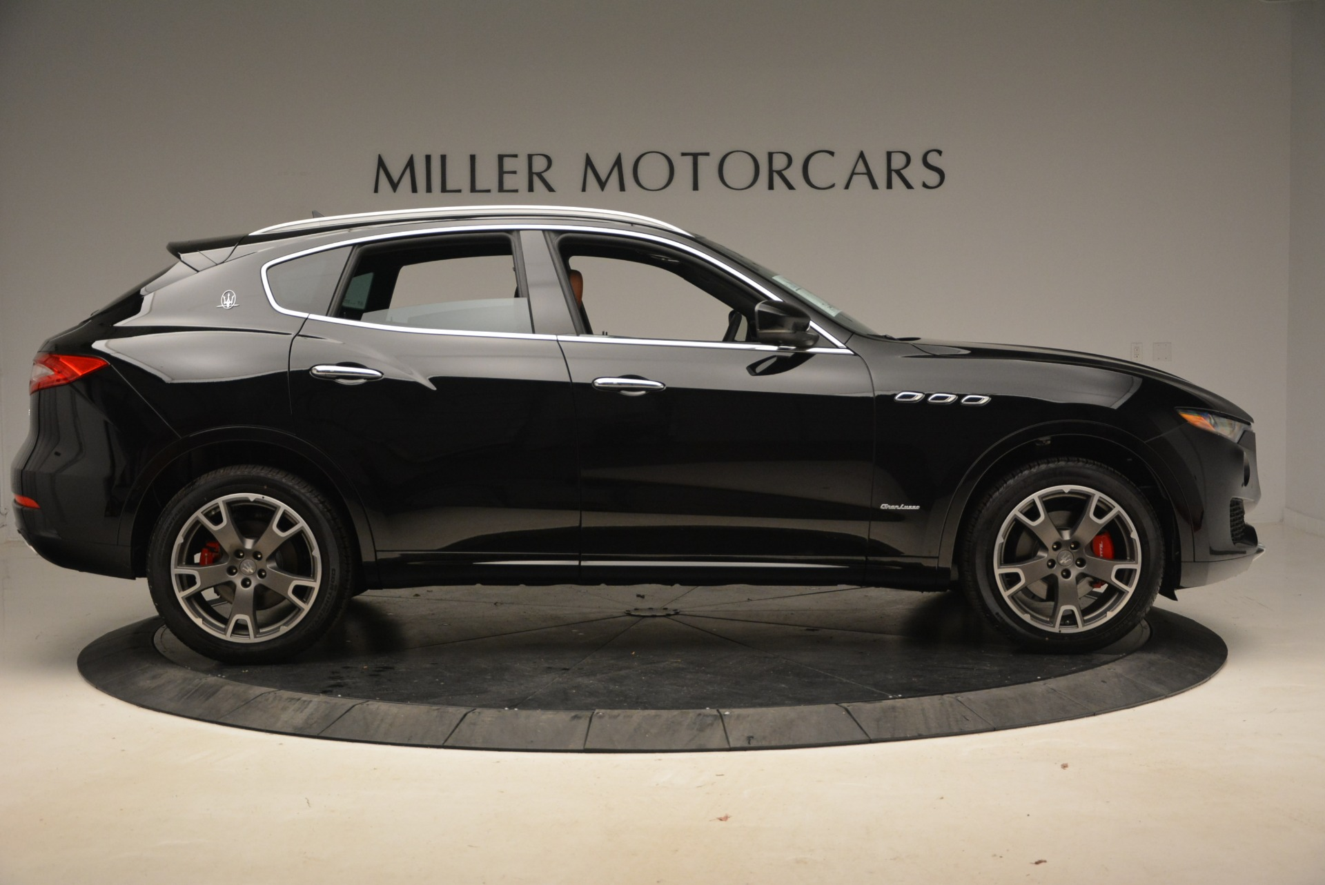 New 2018 Maserati Levante Q4 GranLusso For Sale In Westport, CT 1770_p9