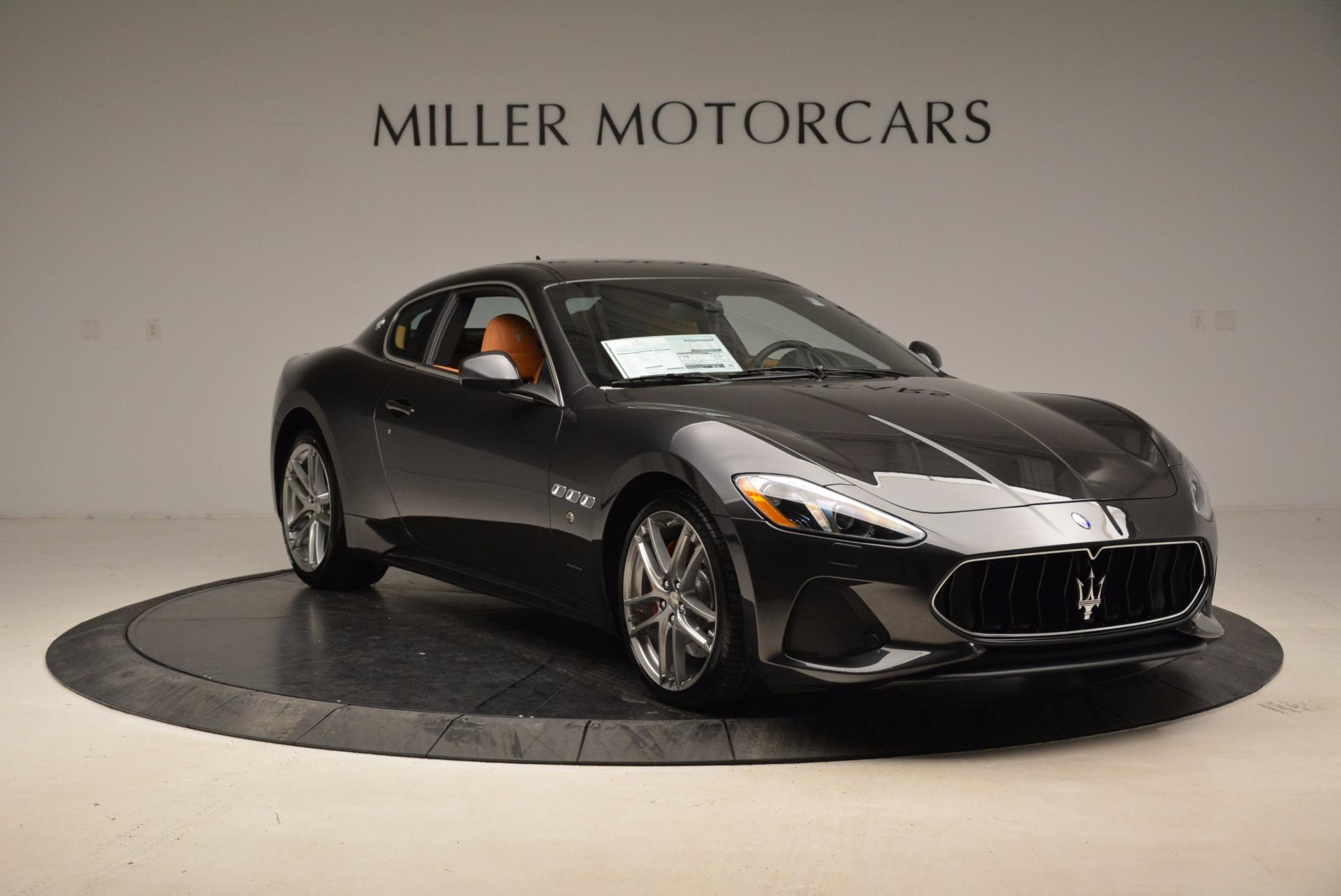 New 2018 Maserati GranTurismo Sport Coupe For Sale In Westport, CT 1771_p11