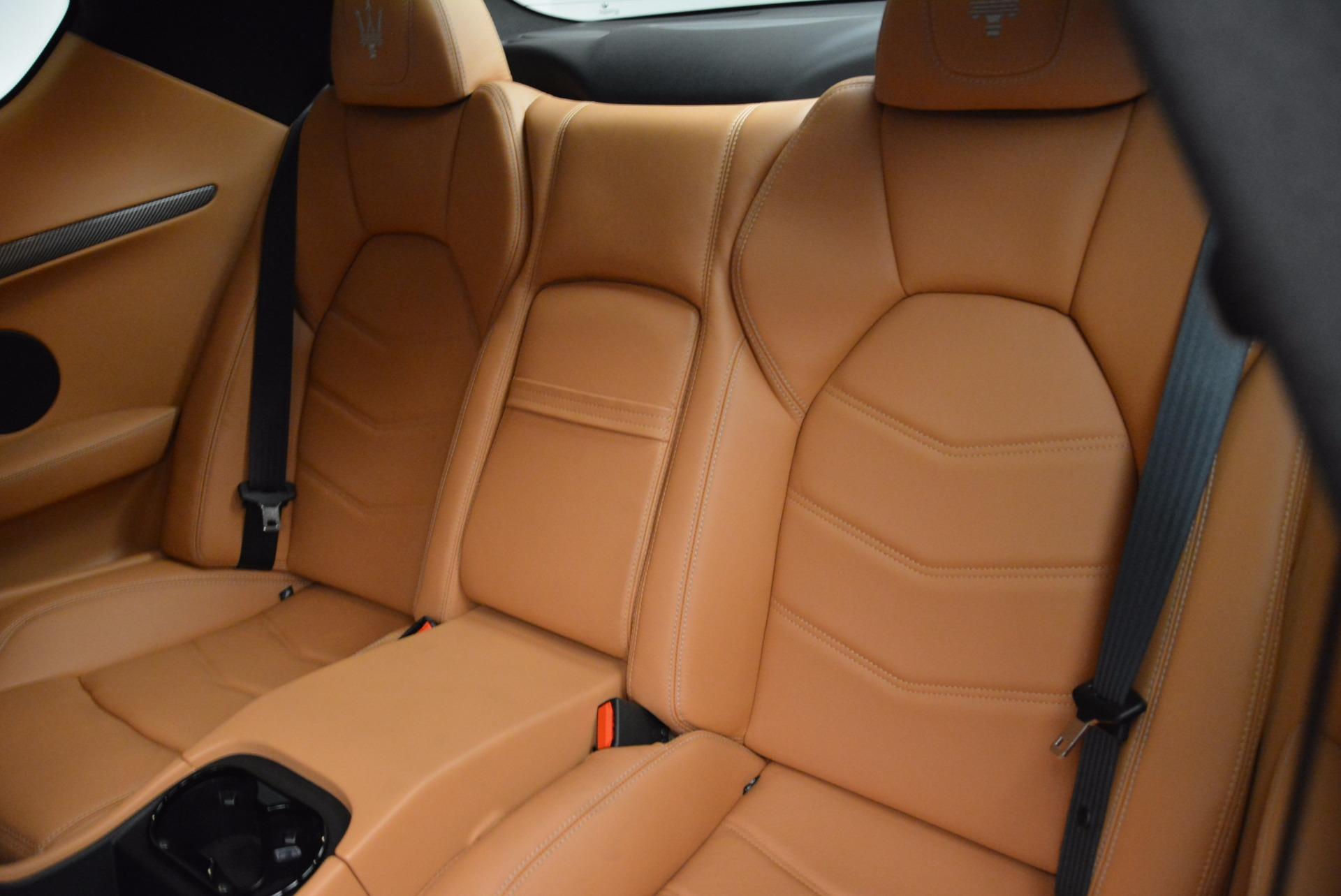 New 2018 Maserati GranTurismo Sport Coupe For Sale In Westport, CT 1771_p16