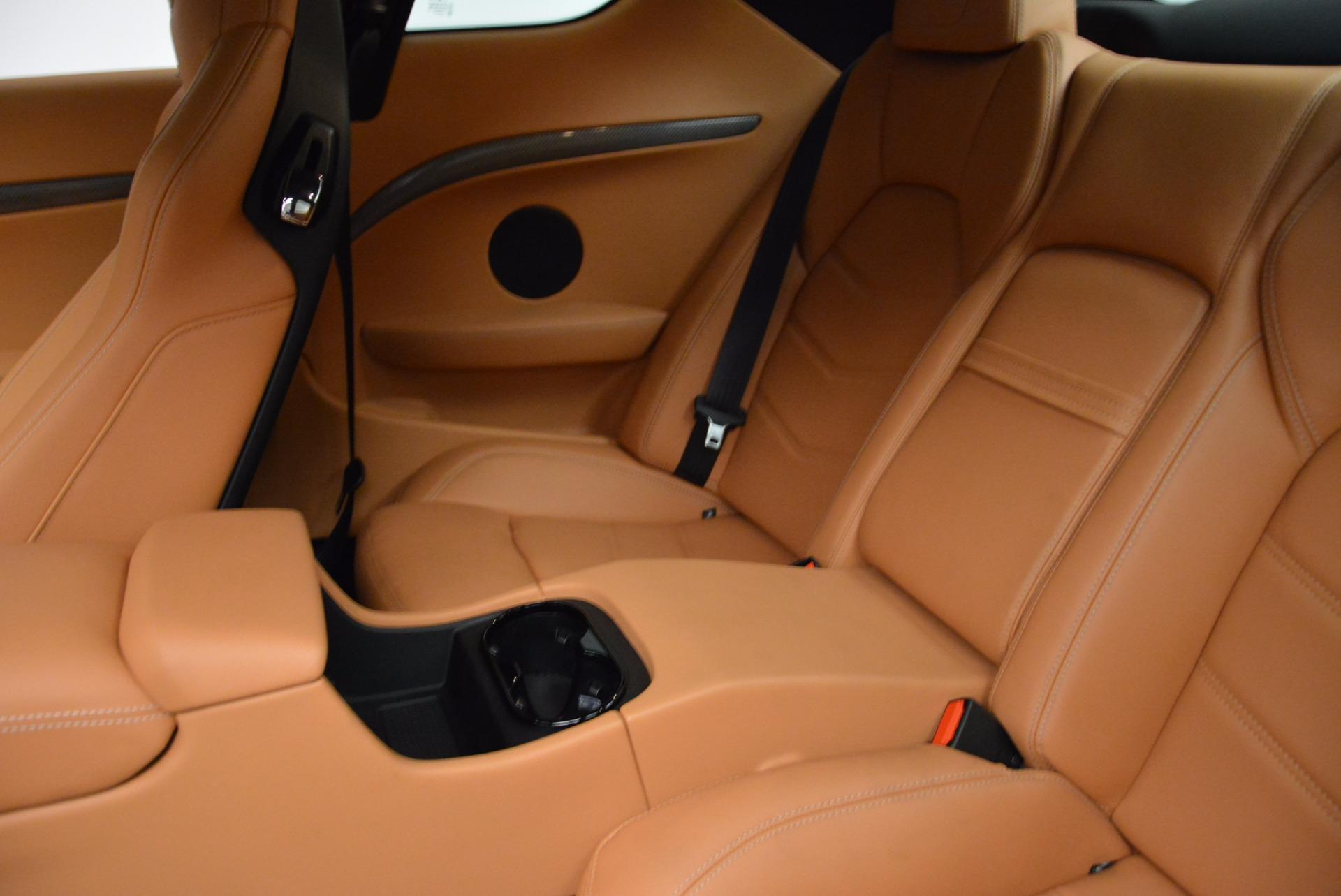 New 2018 Maserati GranTurismo Sport Coupe For Sale In Westport, CT 1771_p17