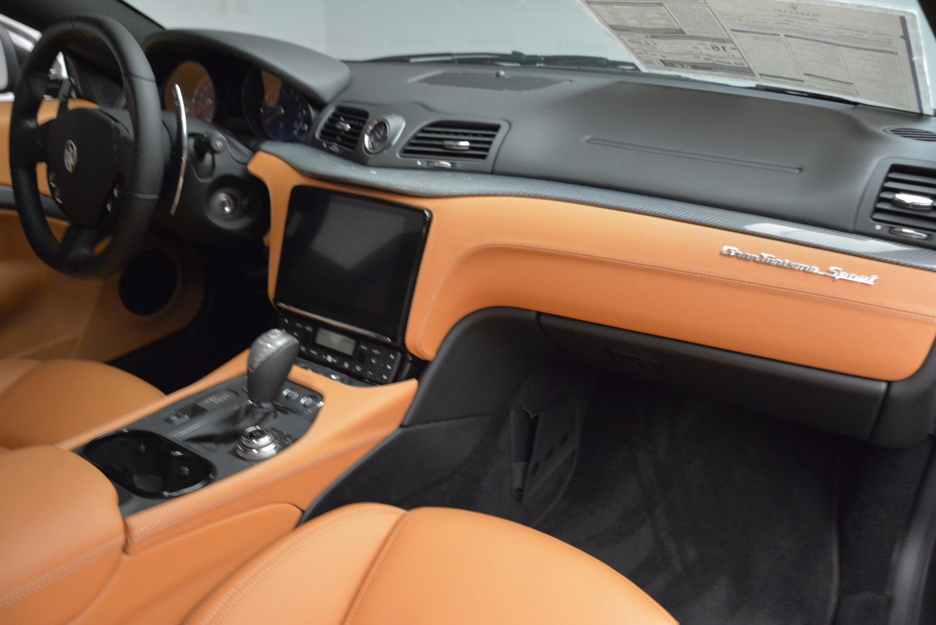 New 2018 Maserati GranTurismo Sport Coupe For Sale In Westport, CT 1771_p18