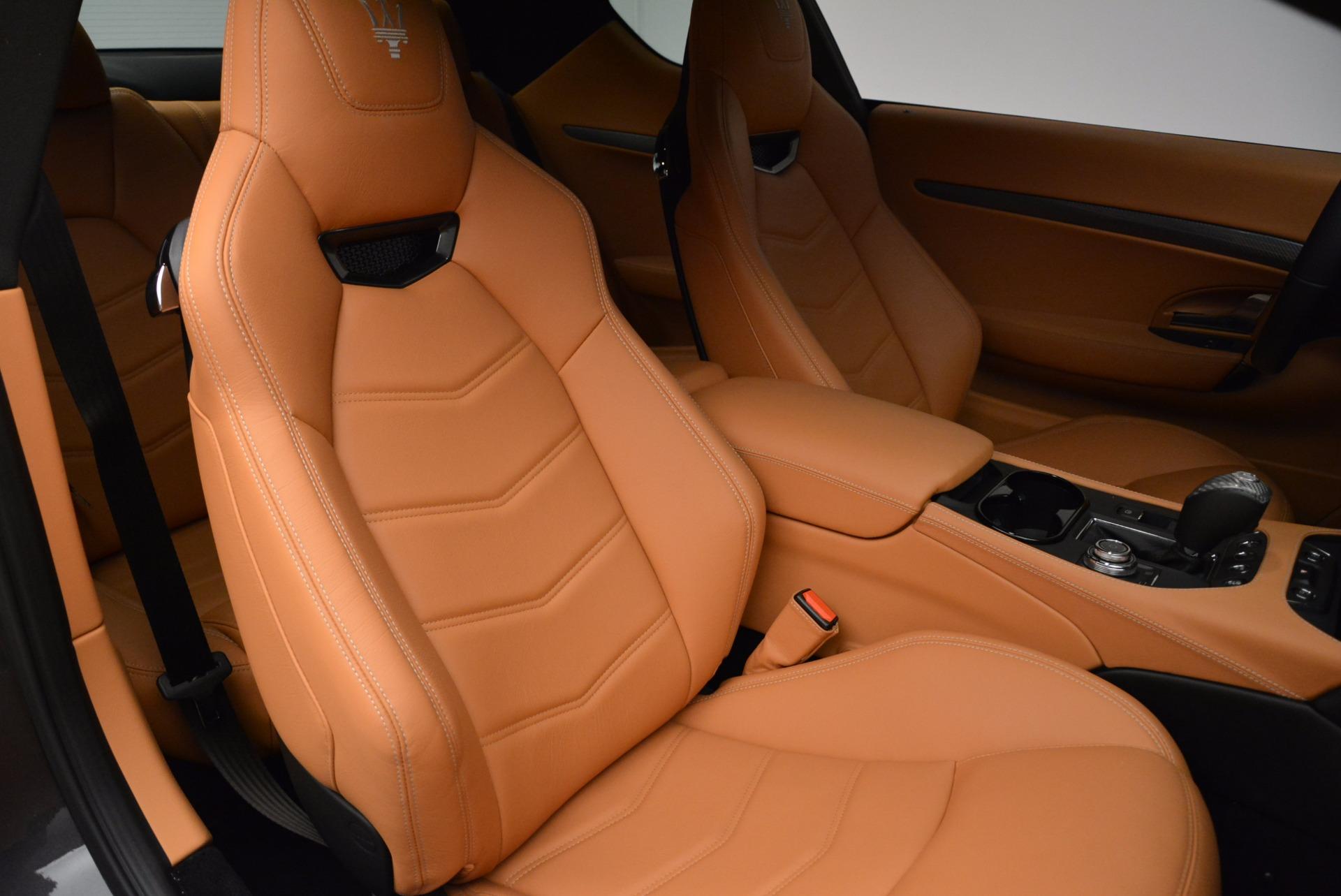 New 2018 Maserati GranTurismo Sport Coupe For Sale In Westport, CT 1771_p20