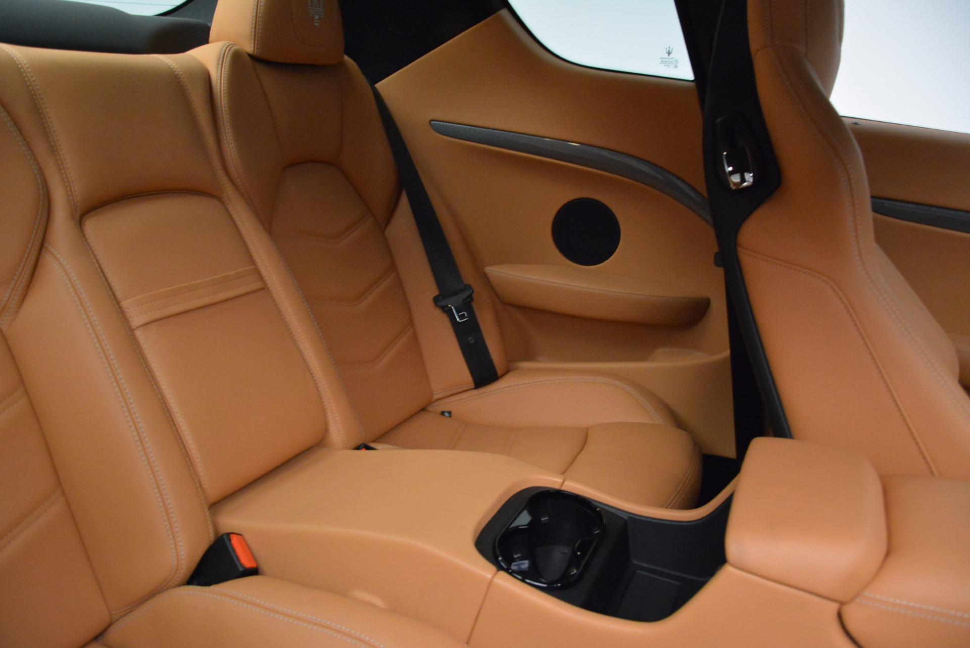 New 2018 Maserati GranTurismo Sport Coupe For Sale In Westport, CT 1771_p22