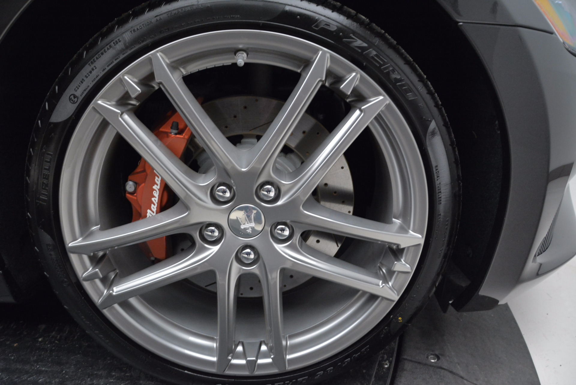 New 2018 Maserati GranTurismo Sport Coupe For Sale In Westport, CT 1771_p23