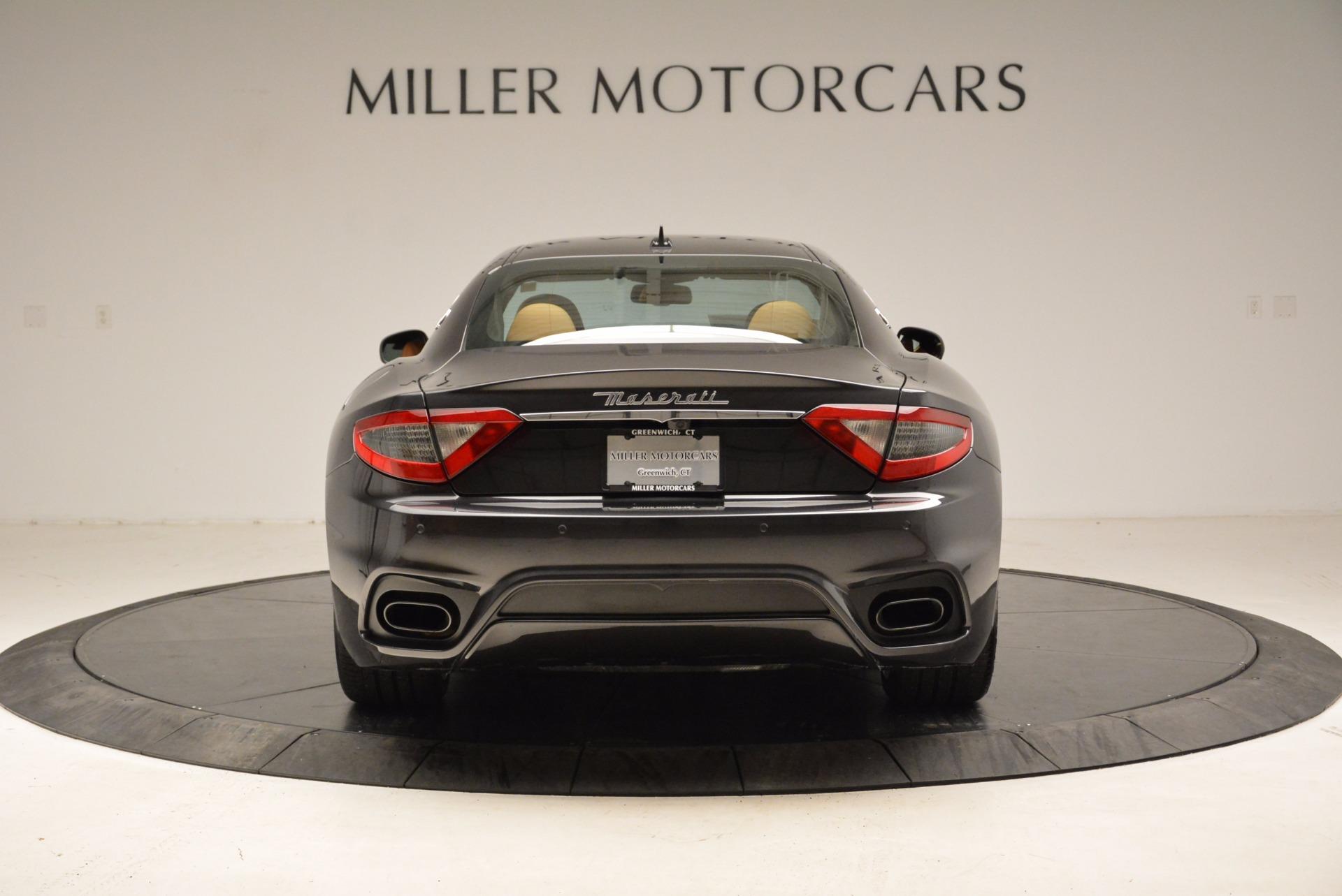 New 2018 Maserati GranTurismo Sport Coupe For Sale In Westport, CT 1771_p6