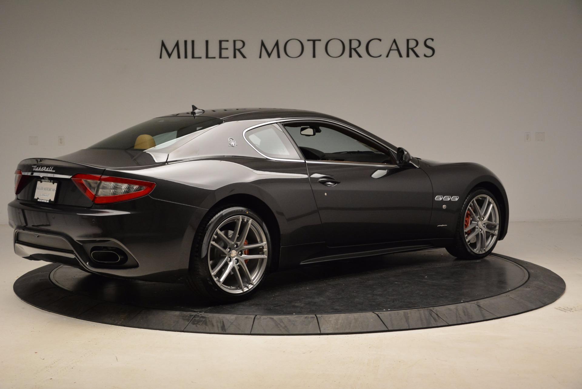 New 2018 Maserati GranTurismo Sport Coupe For Sale In Westport, CT 1771_p8
