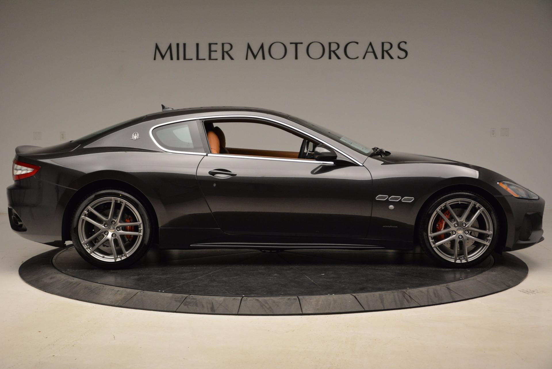 New 2018 Maserati GranTurismo Sport Coupe For Sale In Westport, CT 1771_p9