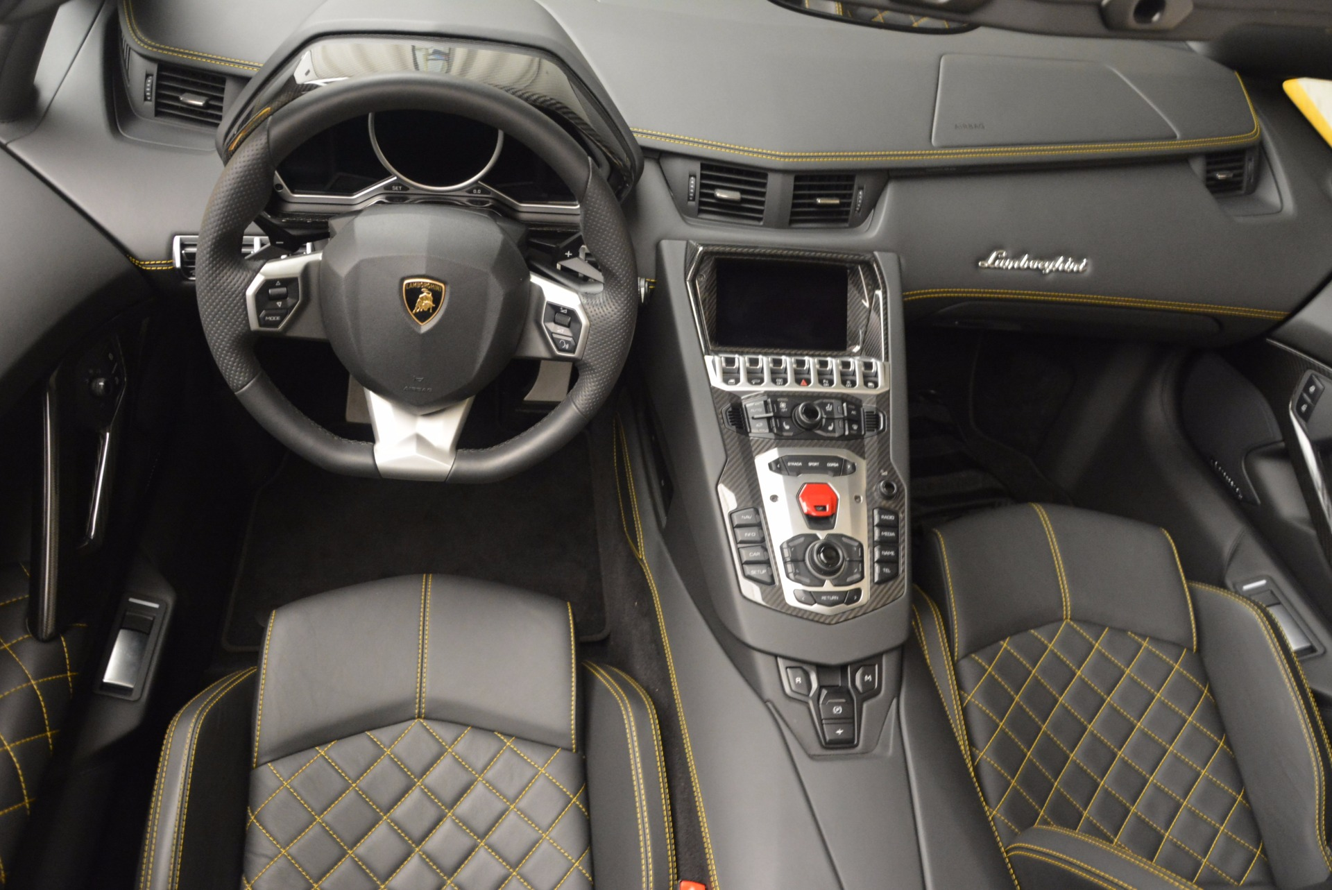 Used 2015 Lamborghini Aventador LP 700-4 Roadster For Sale In Westport, CT 1774_p16