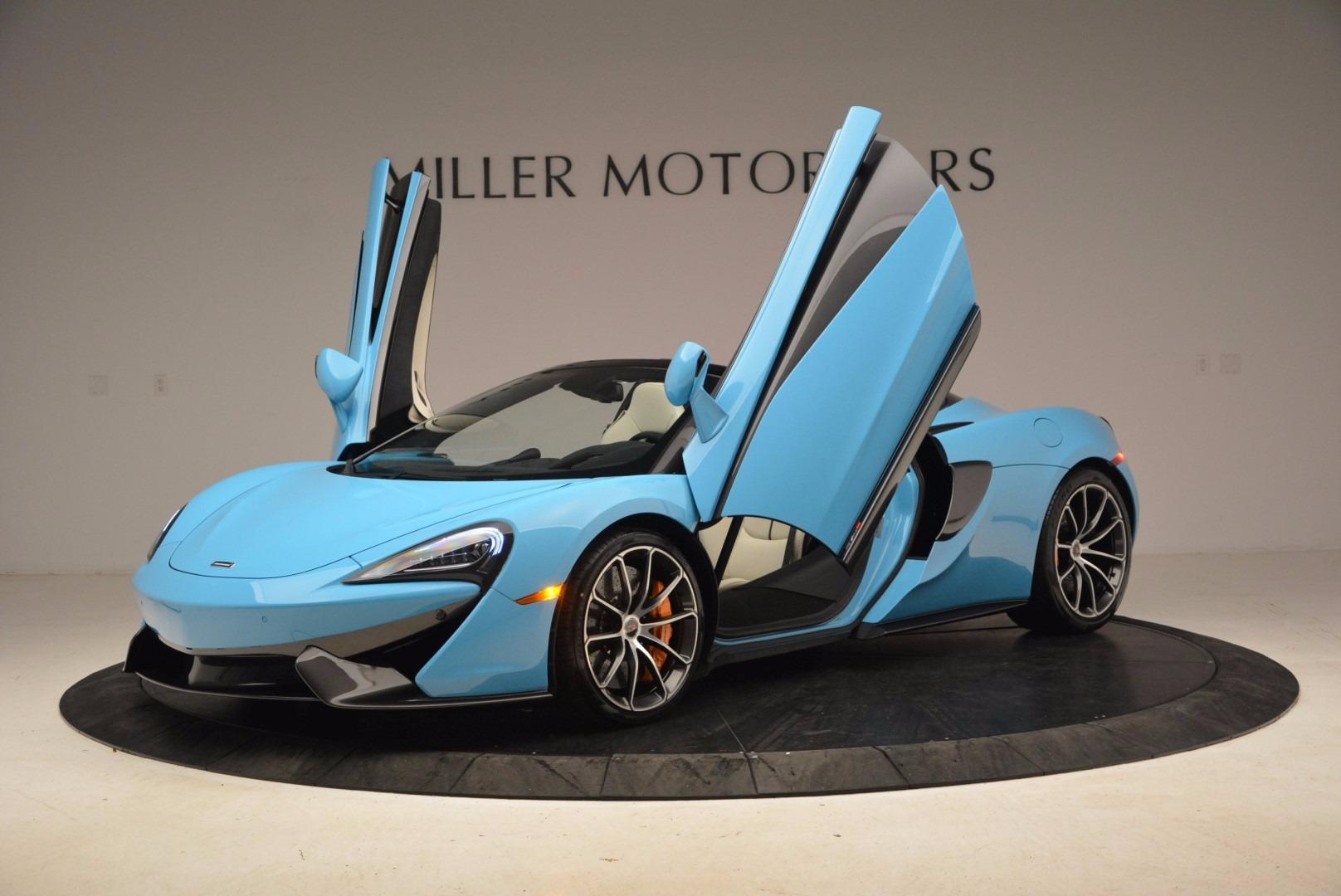 New 2018 McLaren 570S Spider For Sale In Westport, CT 1775_p15