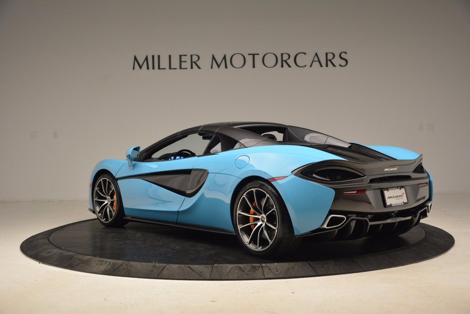 New 2018 McLaren 570S Spider For Sale In Westport, CT 1775_p18