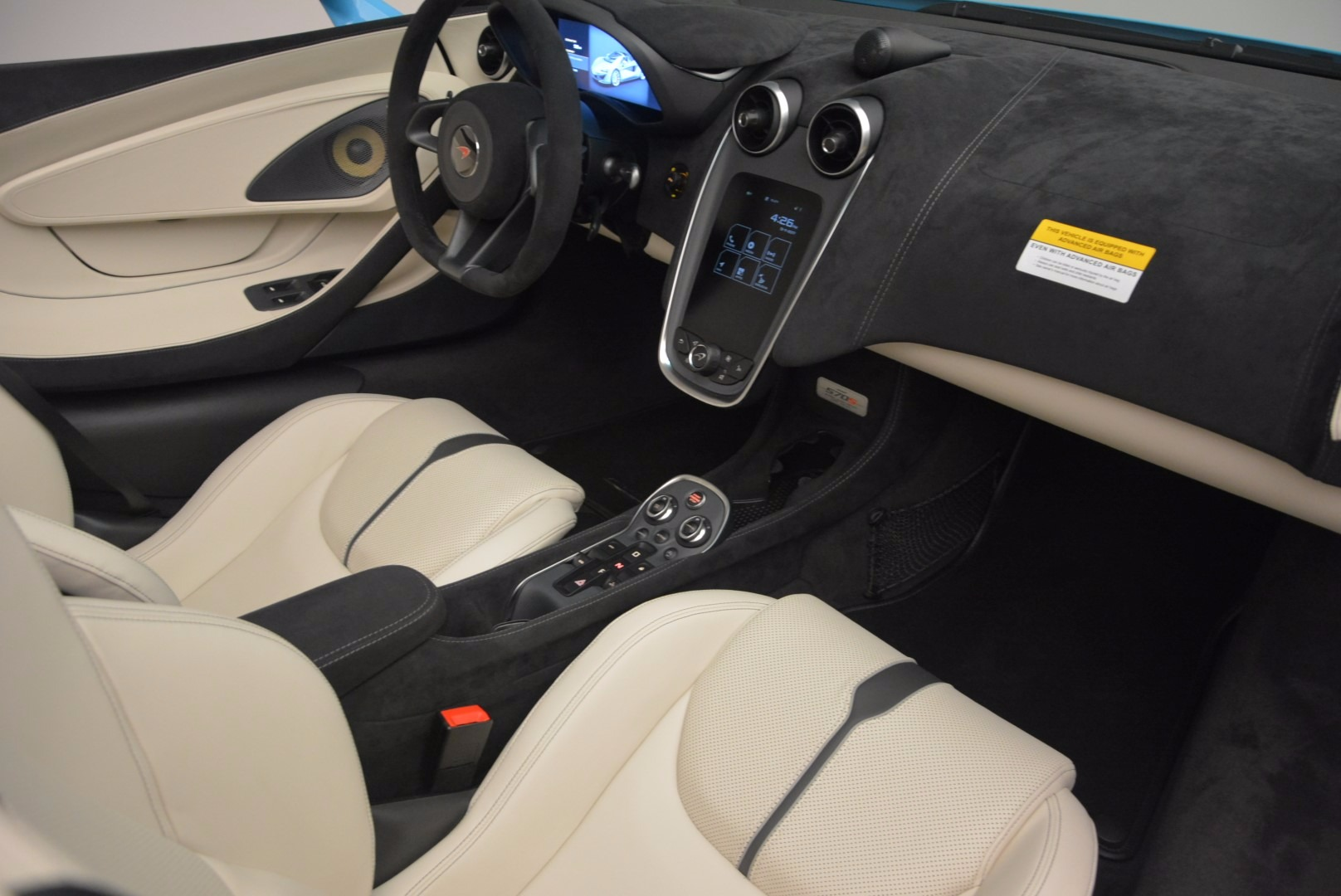 New 2018 McLaren 570S Spider For Sale In Westport, CT 1775_p32