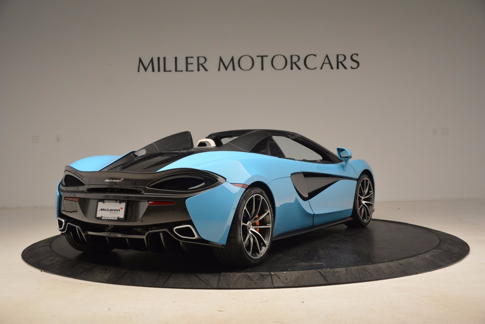 New 2018 McLaren 570S Spider For Sale In Westport, CT 1775_p7