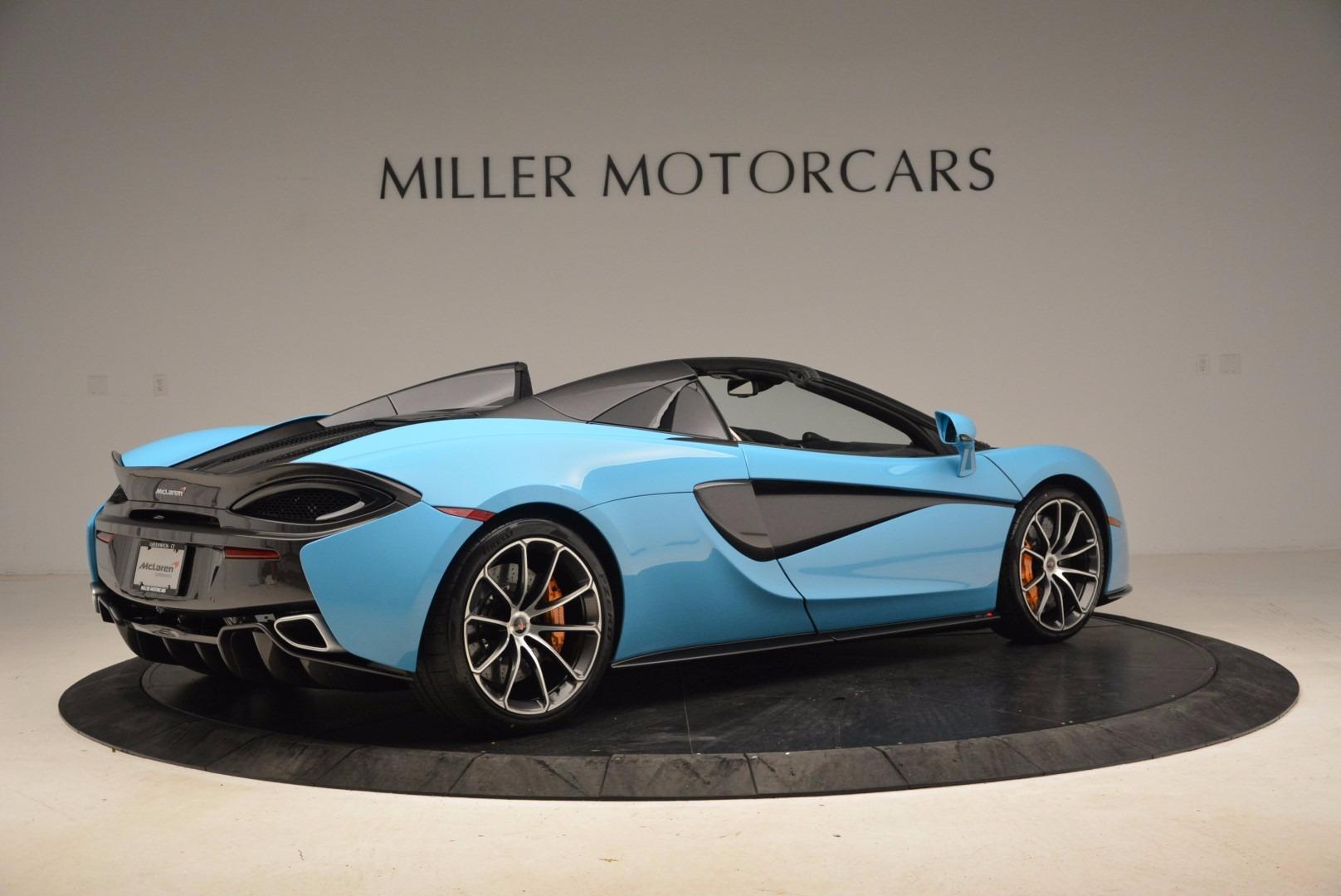 New 2018 McLaren 570S Spider For Sale In Westport, CT 1775_p8