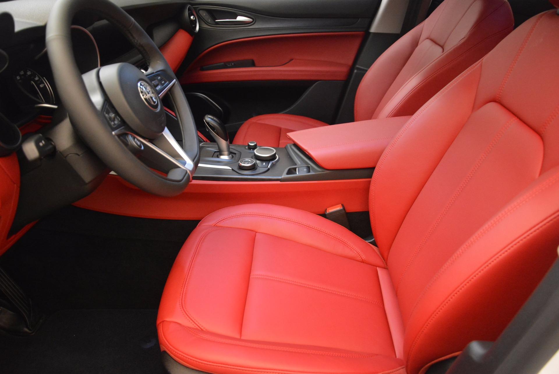New 2018 Alfa Romeo Stelvio Ti Q4 For Sale In Westport, CT 1779_p14
