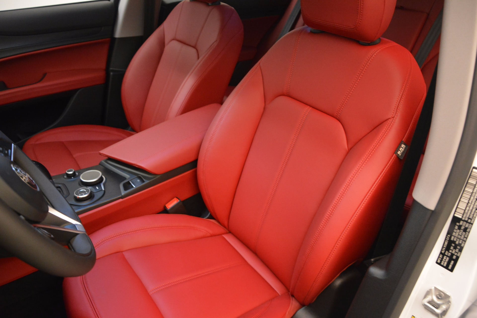 New 2018 Alfa Romeo Stelvio Ti Q4 For Sale In Westport, CT 1779_p15