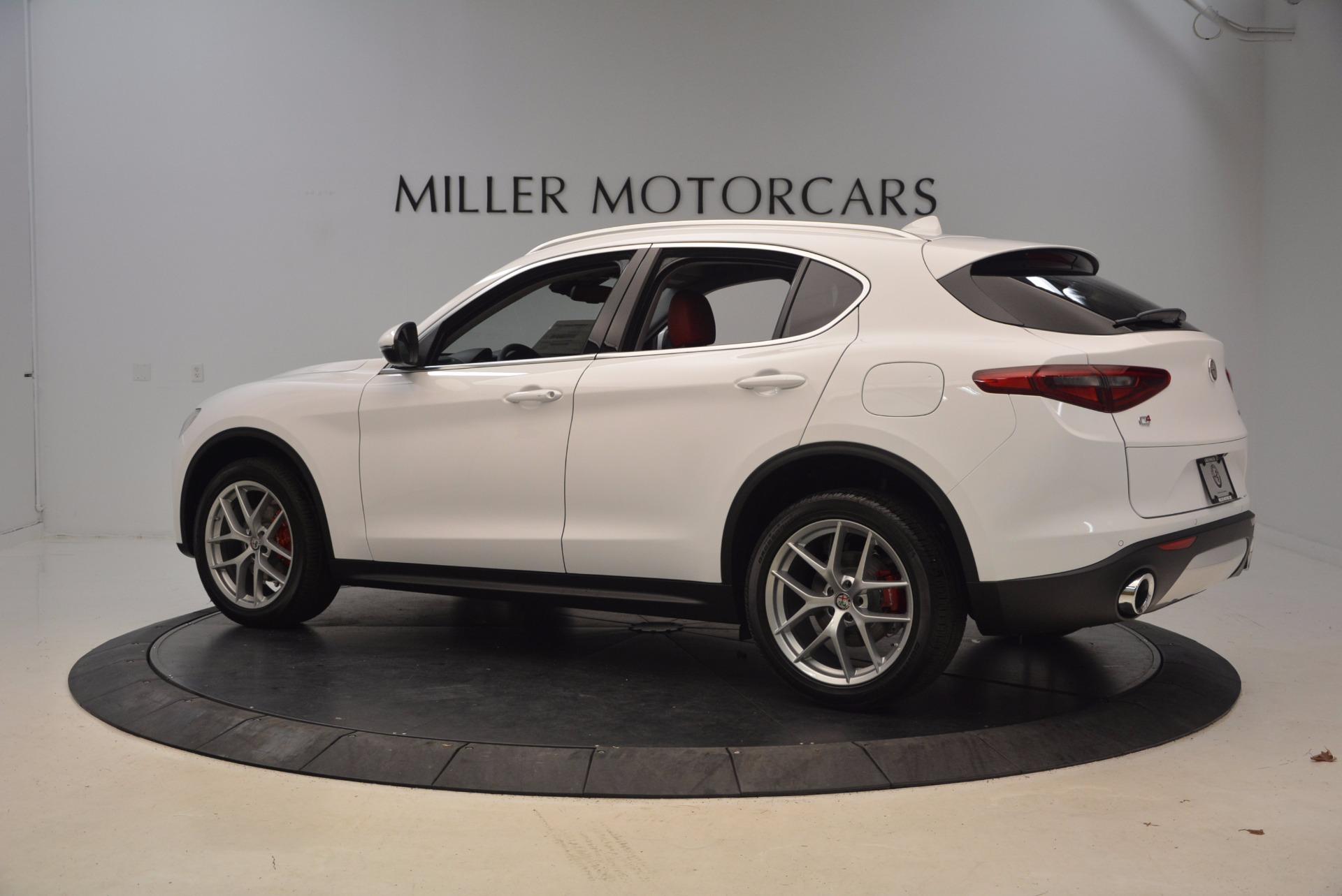 New 2018 Alfa Romeo Stelvio Ti Q4 For Sale In Westport, CT 1779_p4