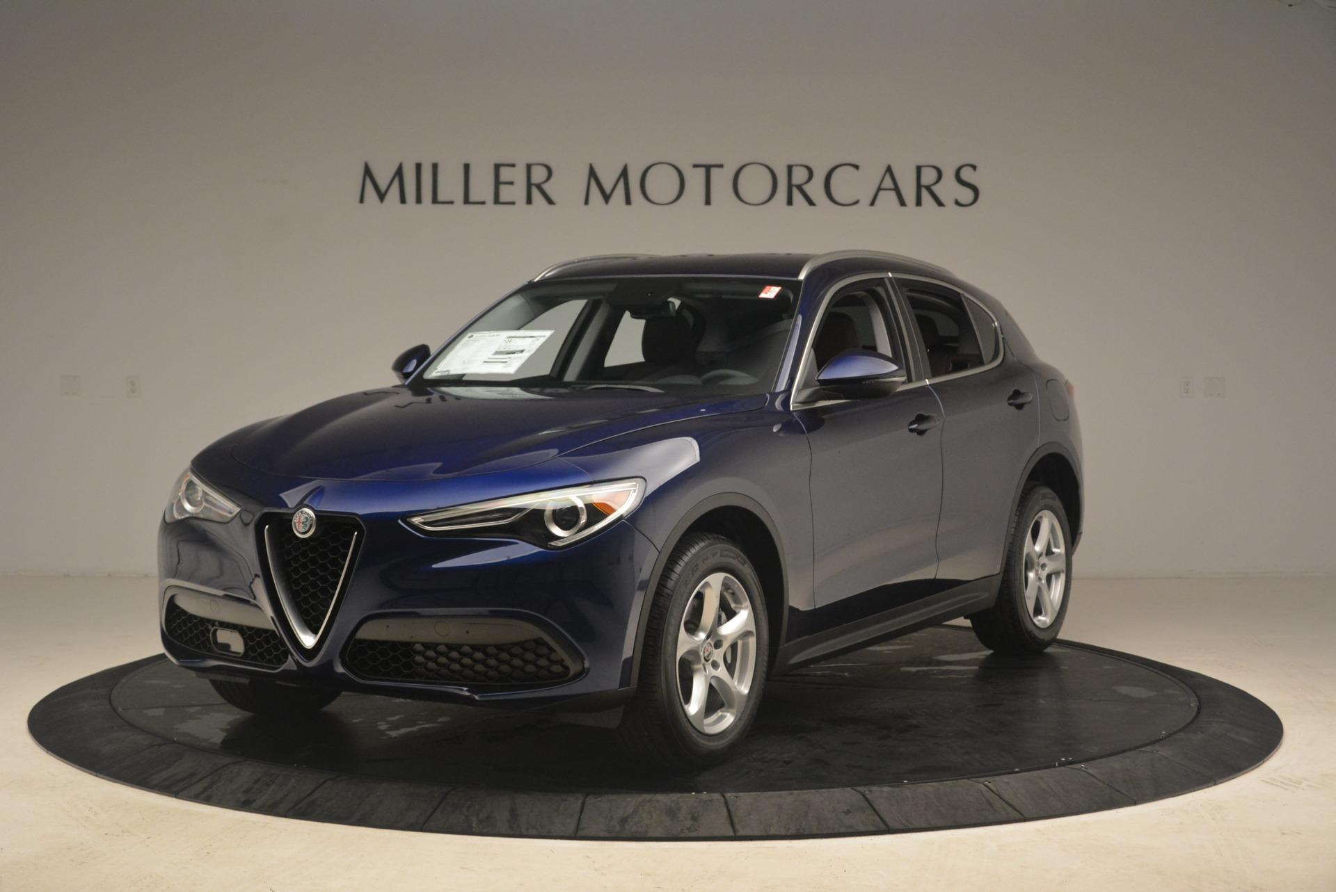 New 2018 Alfa Romeo Stelvio Q4 For Sale In Westport, CT 1780_main